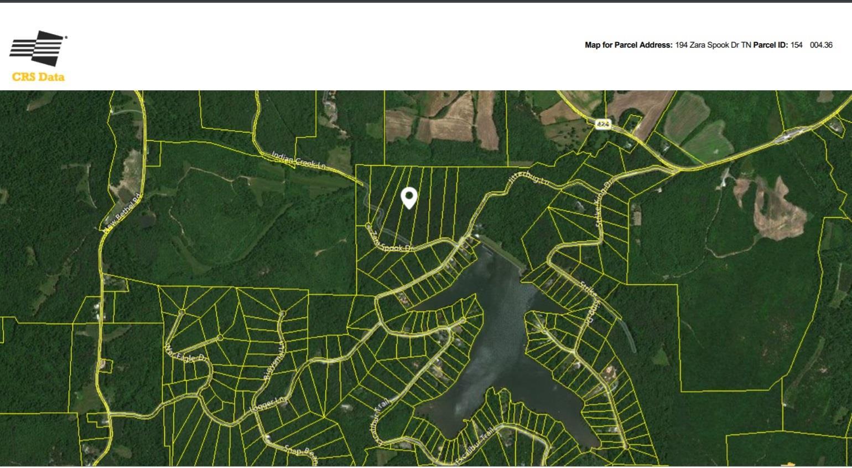 194 Zara Spook Dr, Cedar Grove, TN 38321 - Cedar Grove, TN real estate listing