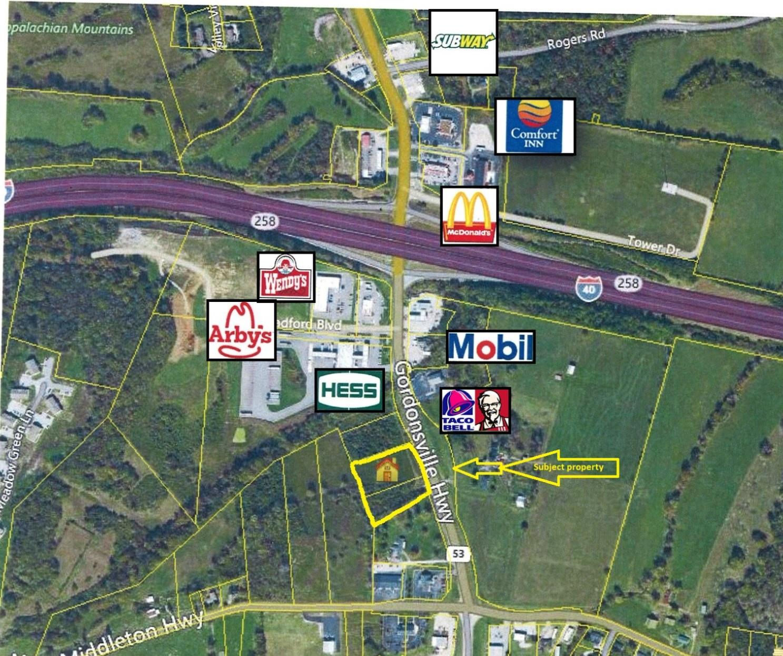 508 Gordonsville Hwy, Gordonsville, TN 38563 - Gordonsville, TN real estate listing