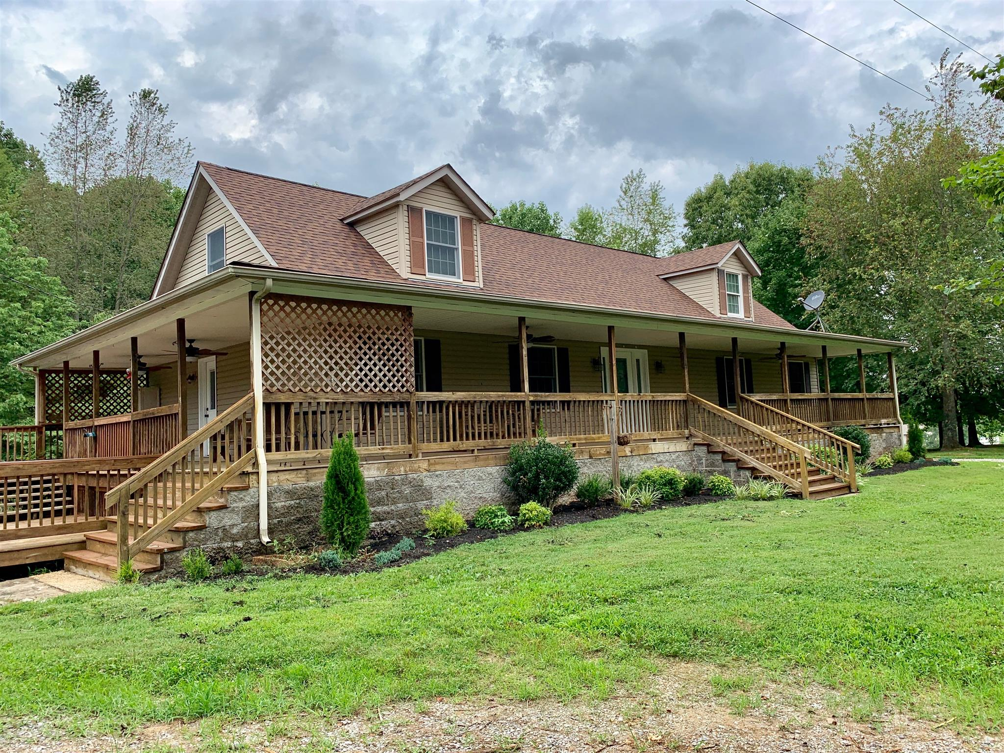 3433 Anderson Rd., Cedar Hill, TN 37032 - Cedar Hill, TN real estate listing