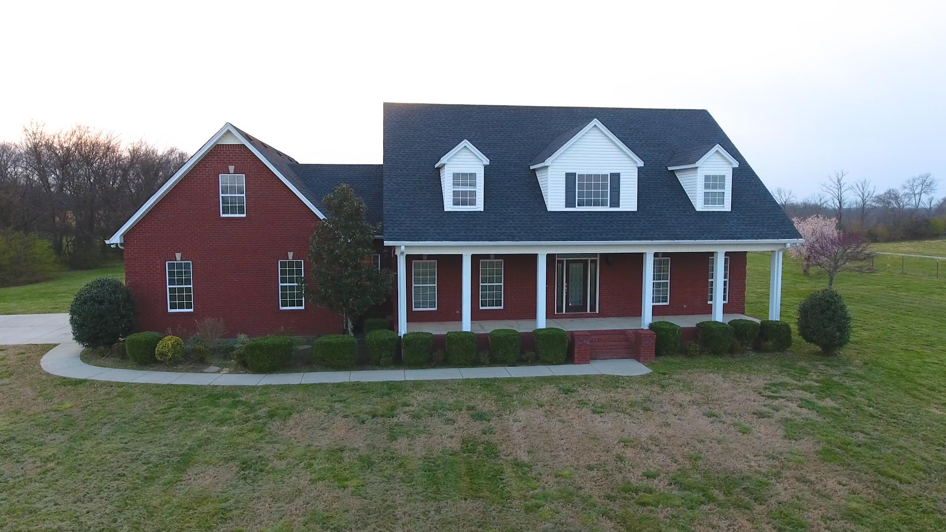 297 Old Nashville Dirt Rd, Shelbyville, TN 37160 - Shelbyville, TN real estate listing