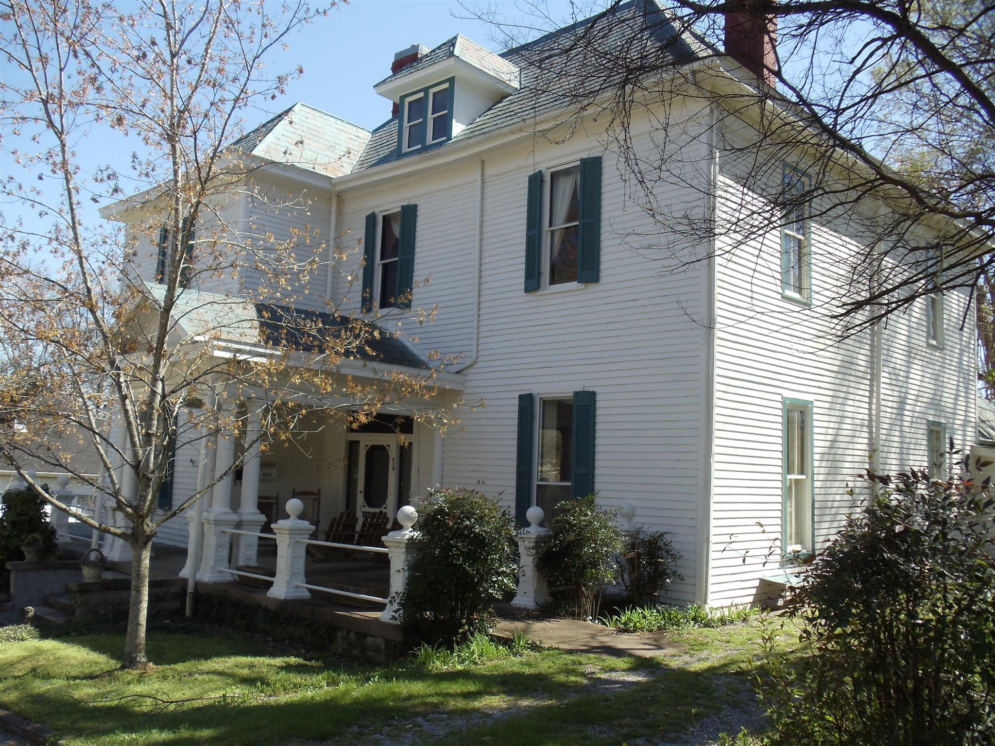 429 W Jefferson St, Pulaski, TN 38478 - Pulaski, TN real estate listing