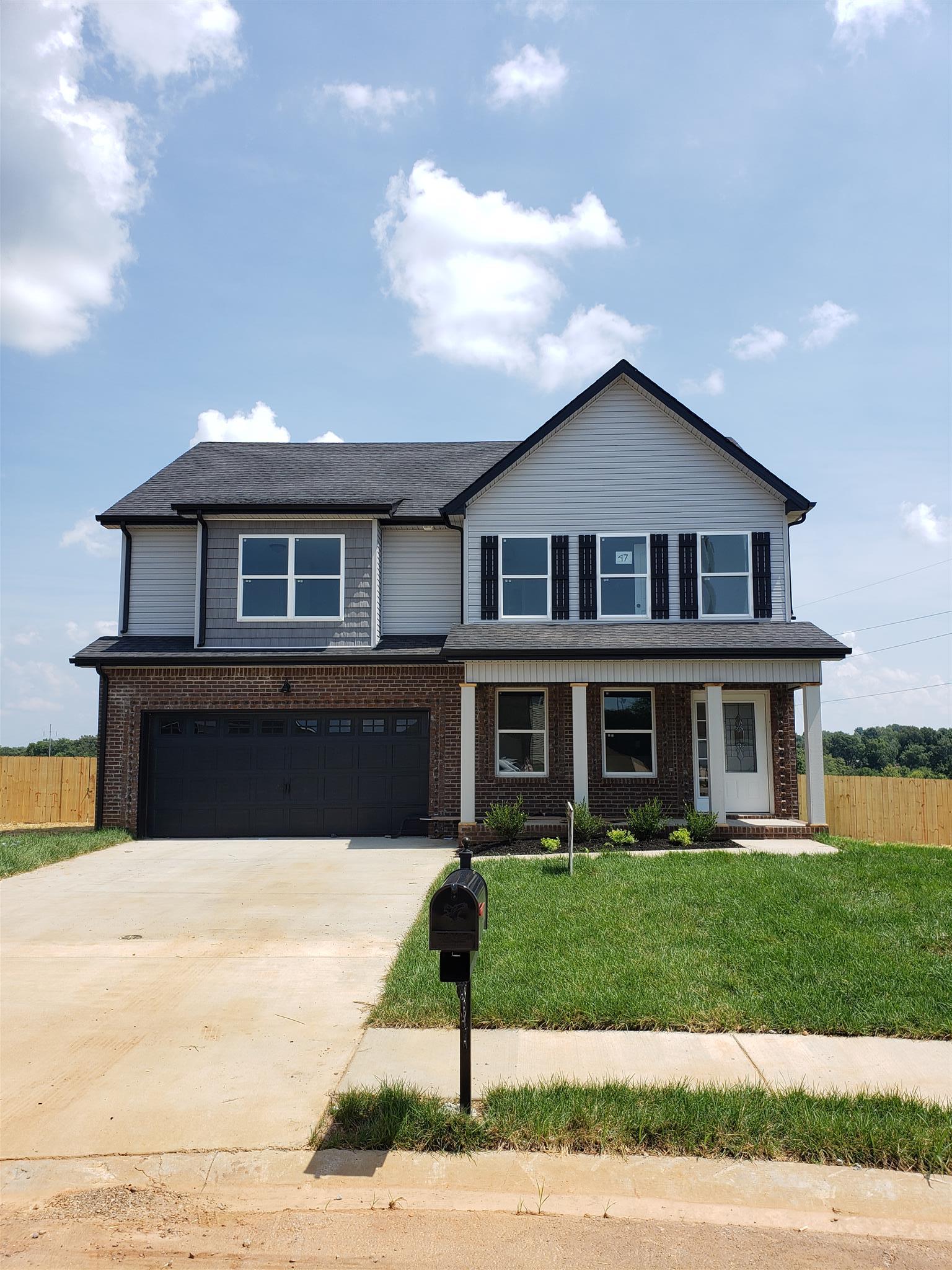 591 Silver Oak Court, Lot 47, Clarksville, TN 37042 - Clarksville, TN real estate listing