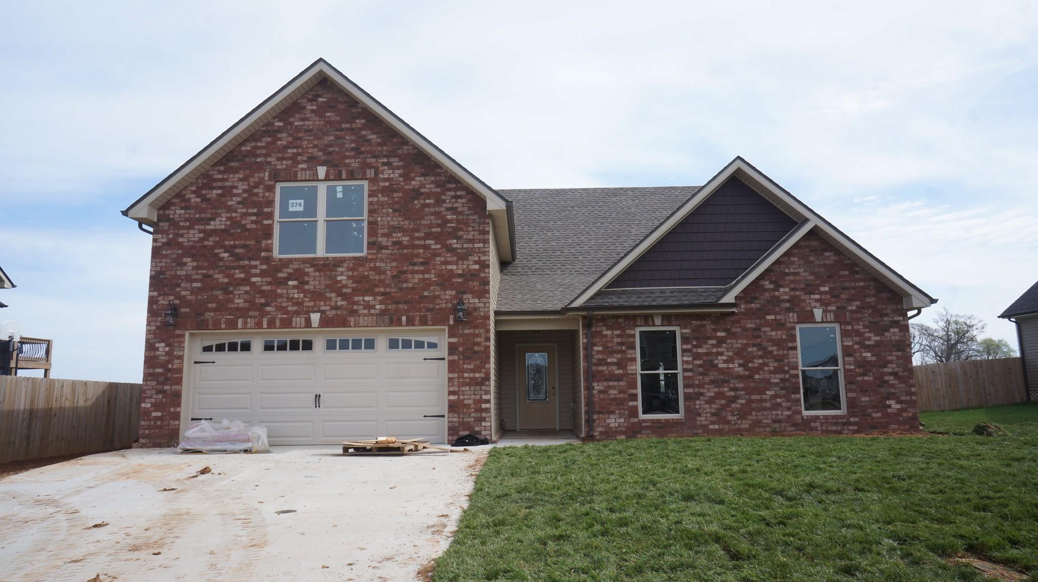 374 Autumnwood Farms , Clarksville, TN 37042 - Clarksville, TN real estate listing