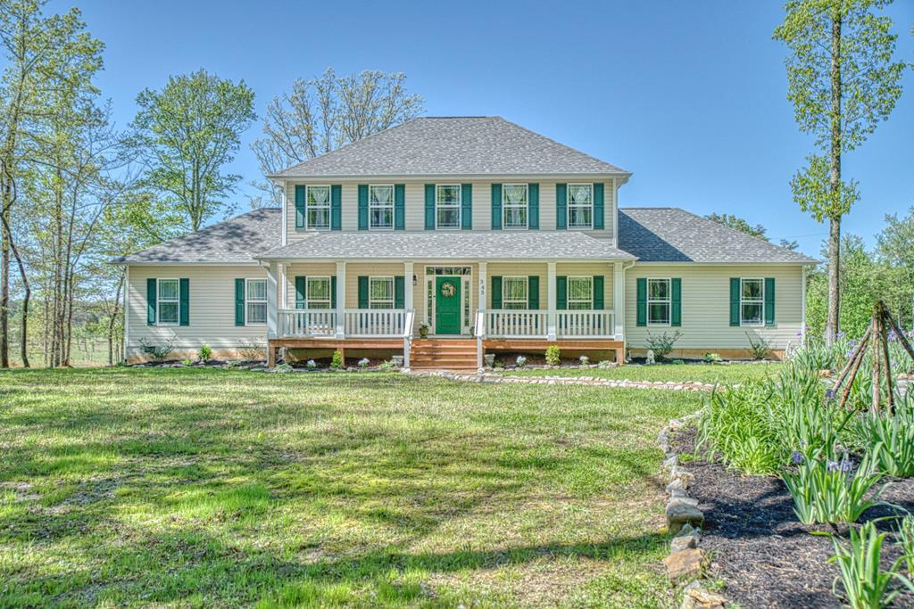 343 Mabry School Rd, Cookeville, TN 38501 - Cookeville, TN real estate listing