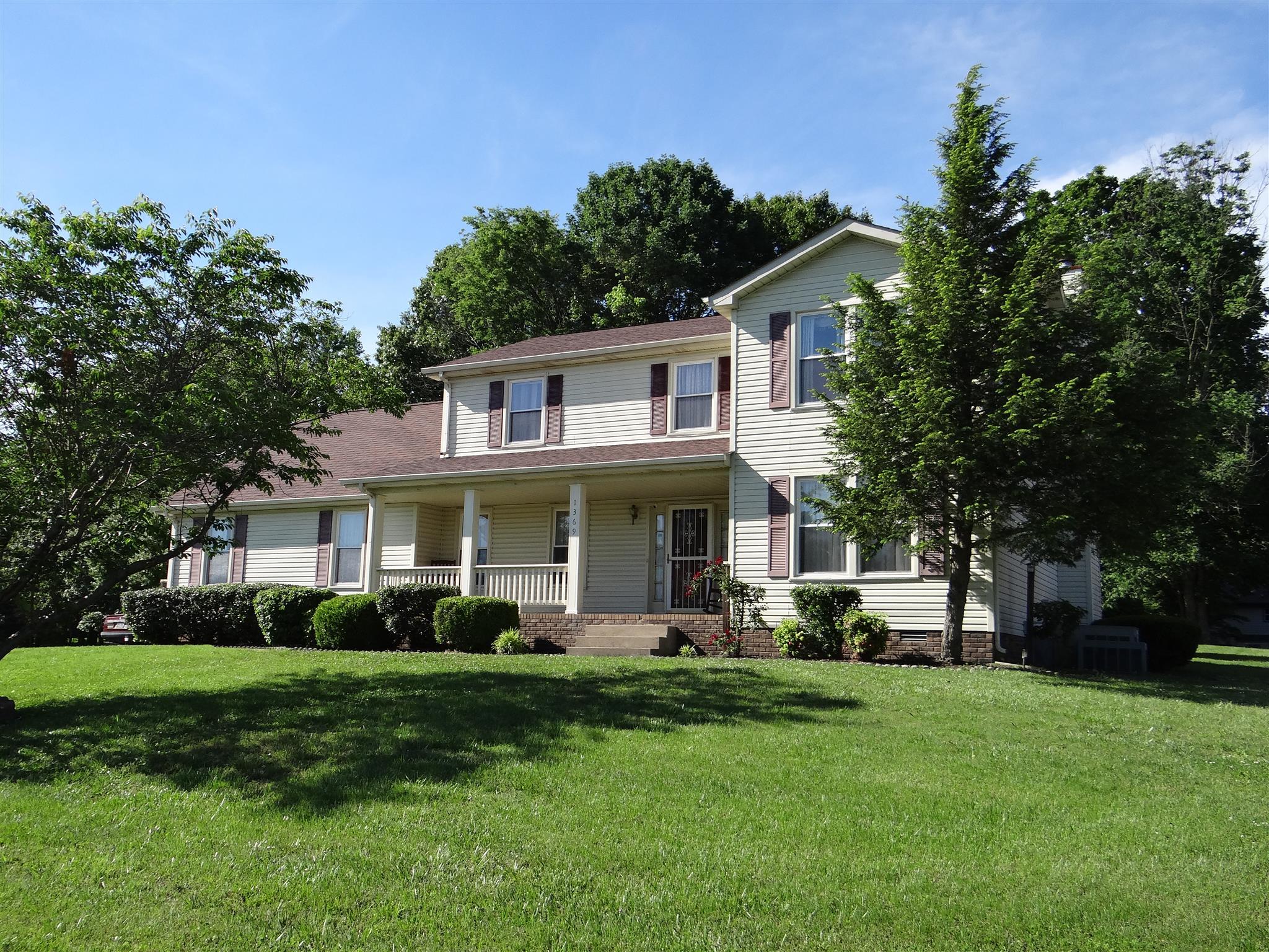 1369 W Rhett Butler Rd, N, Clarksville, TN 37042 - Clarksville, TN real estate listing