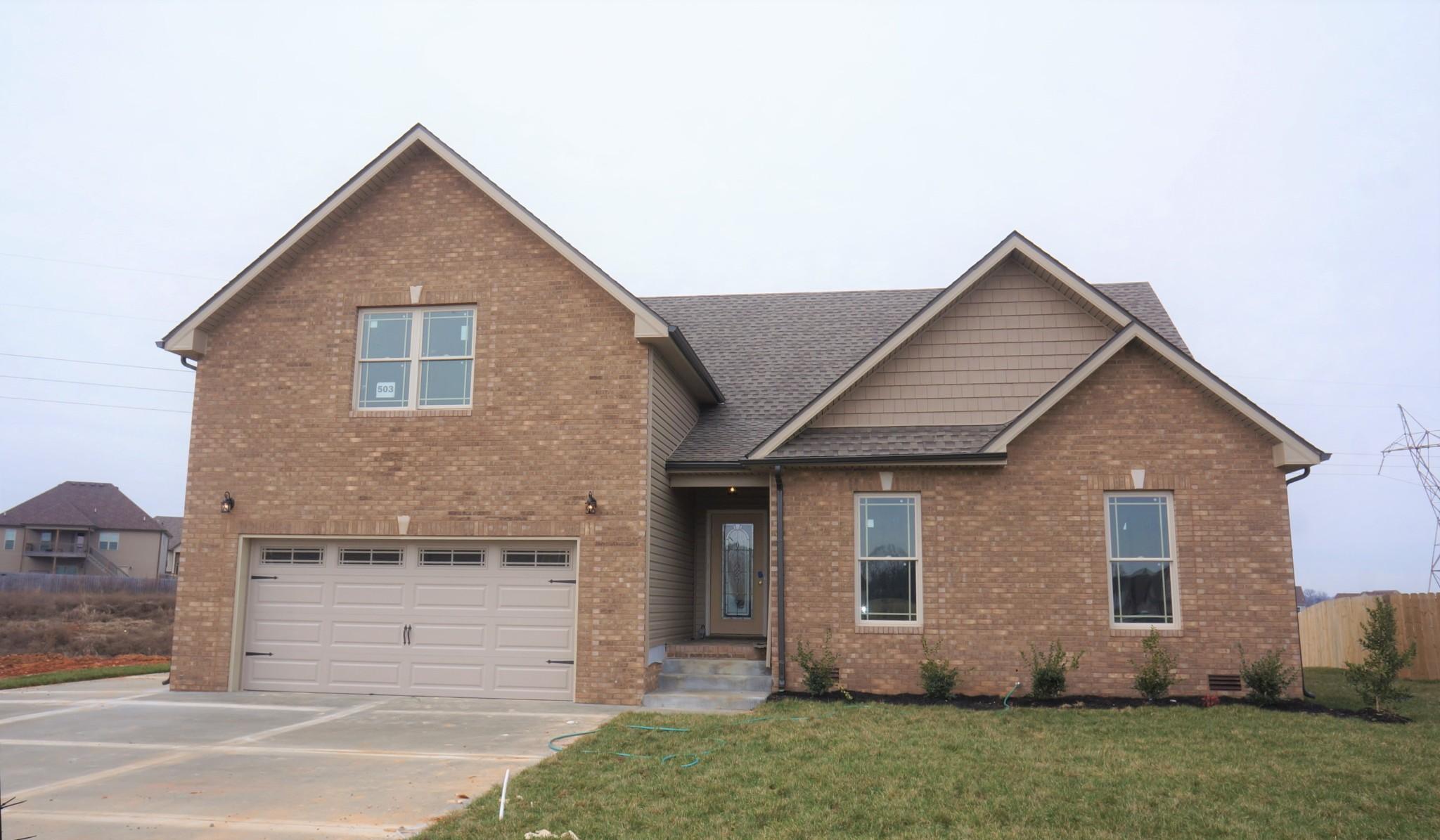 503 Autumnwood Farms , Clarksville, TN 37042 - Clarksville, TN real estate listing