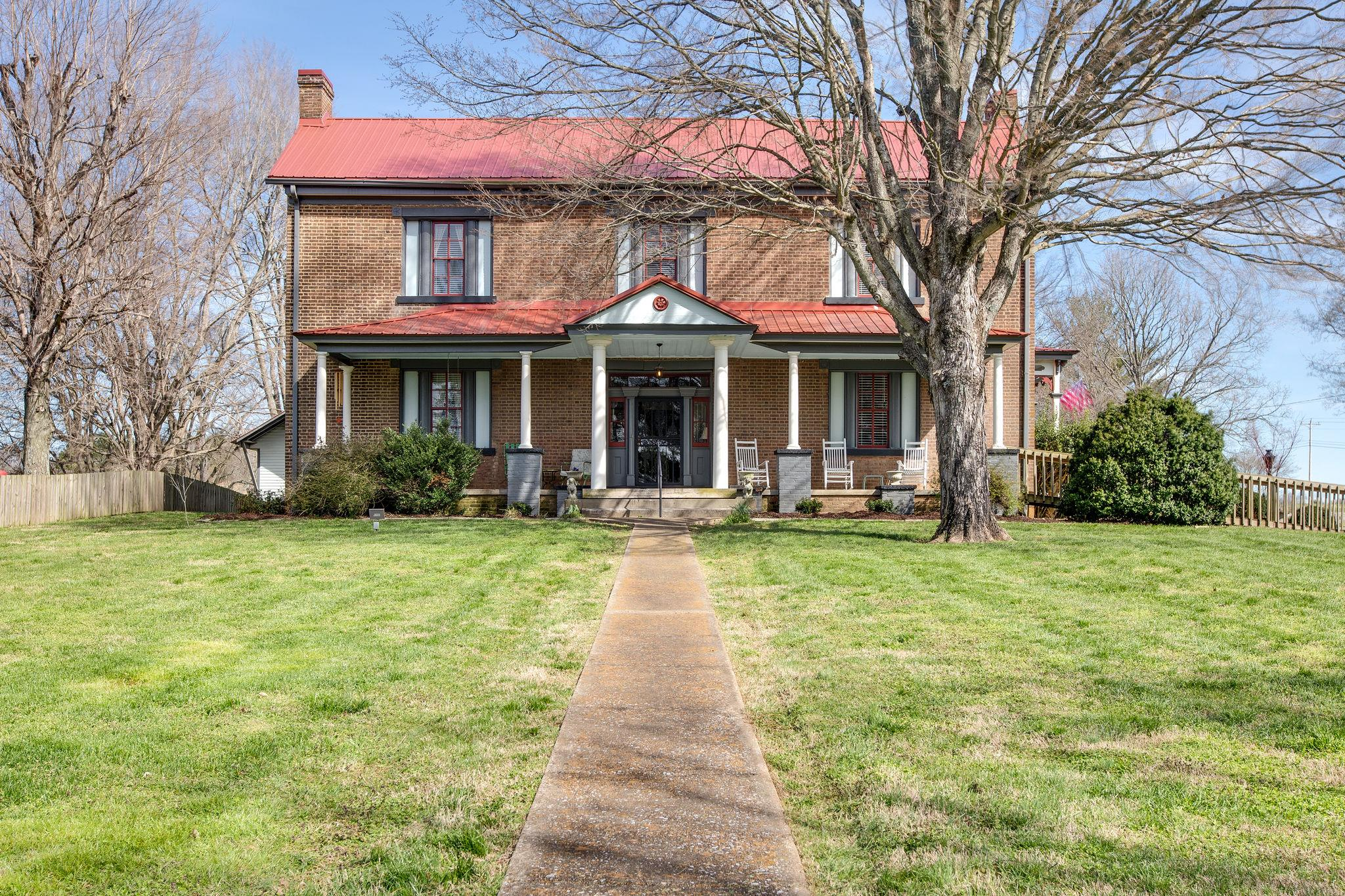 753 Carters Creek Pike, Columbia, TN 38401 - Columbia, TN real estate listing