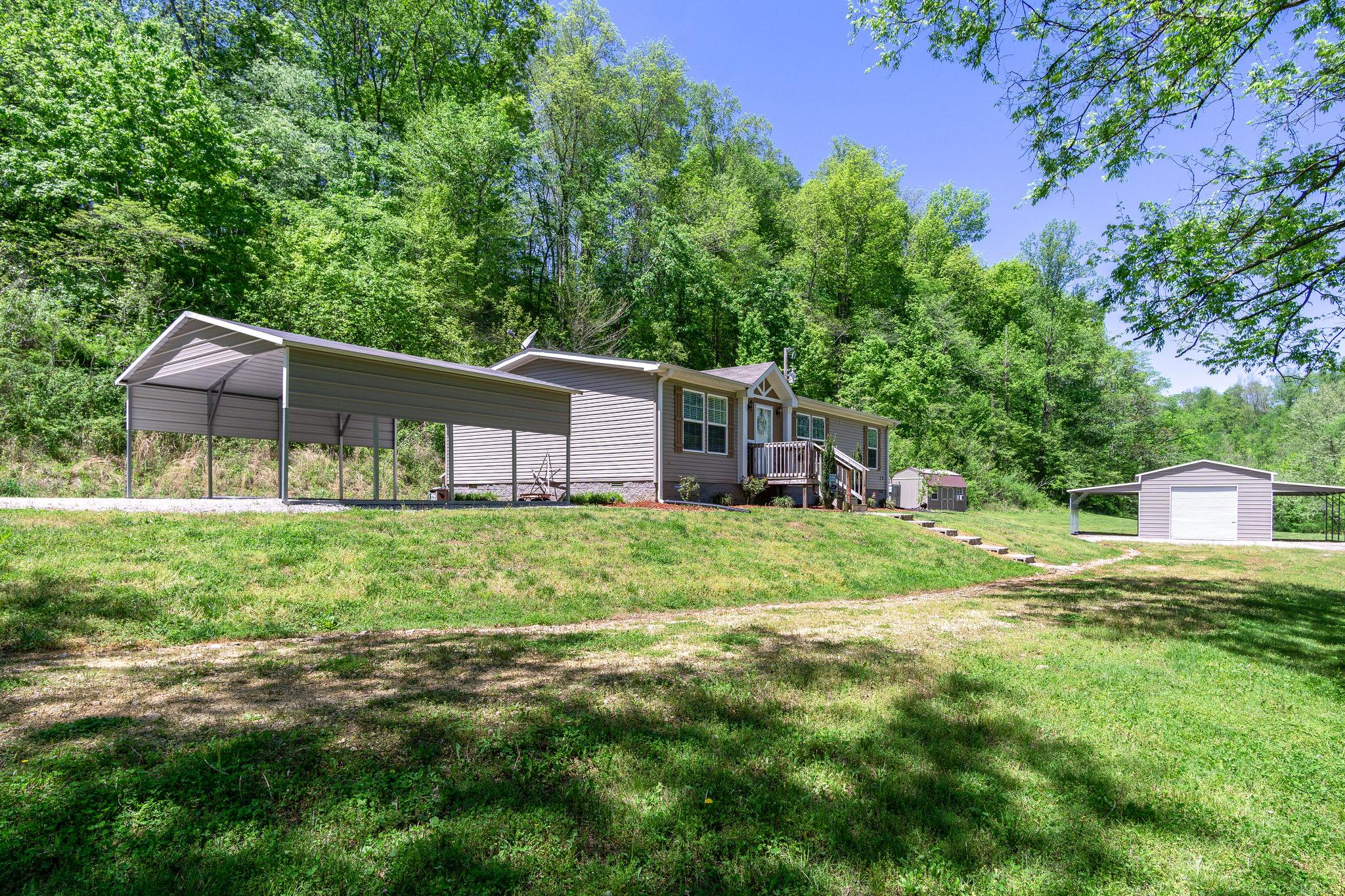 3545 New Highway 7, Santa Fe, TN 38482 - Santa Fe, TN real estate listing