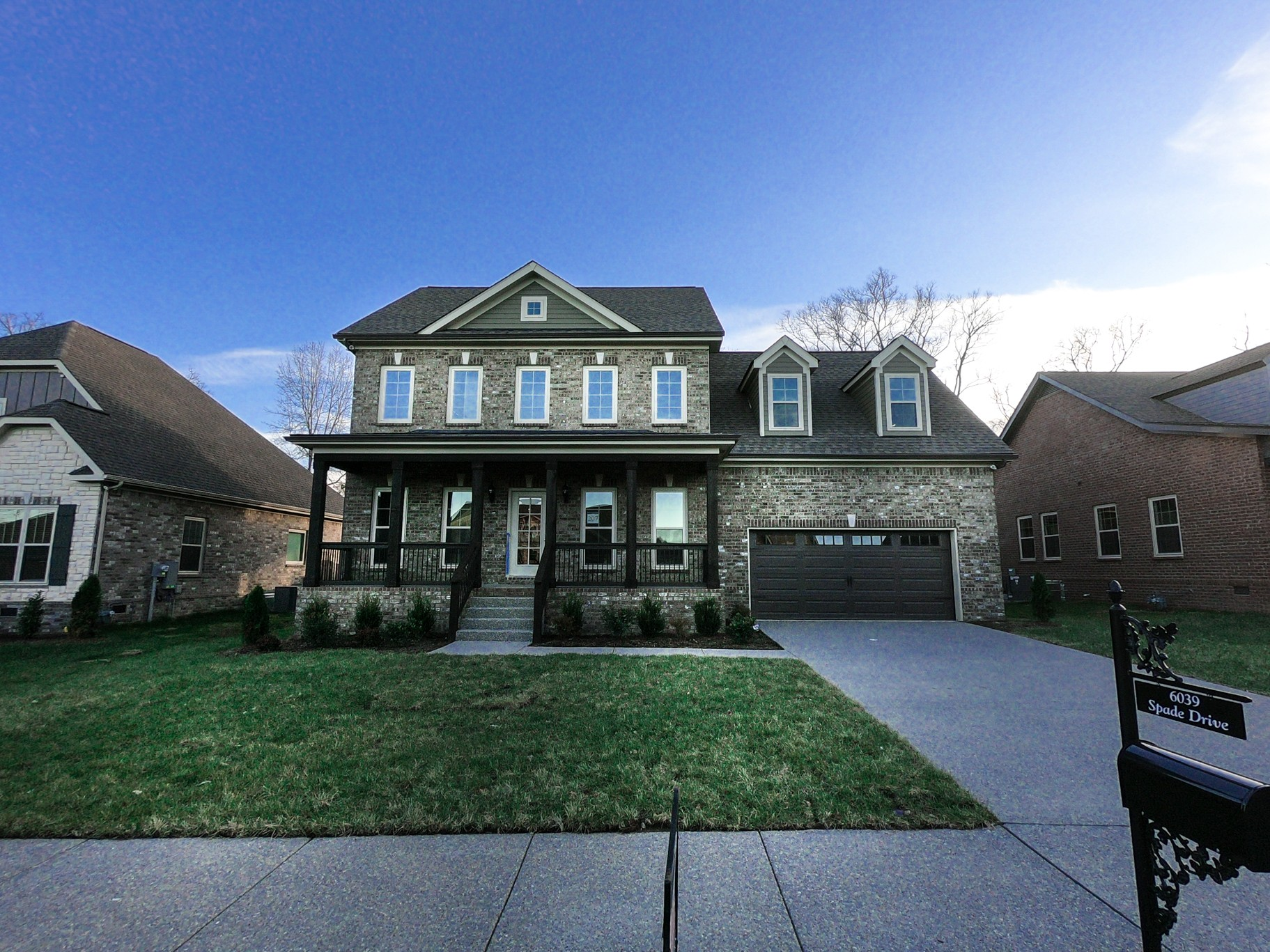 6039 Spade Dr. Lot# 207, Spring Hill, TN 37174 - Spring Hill, TN real estate listing