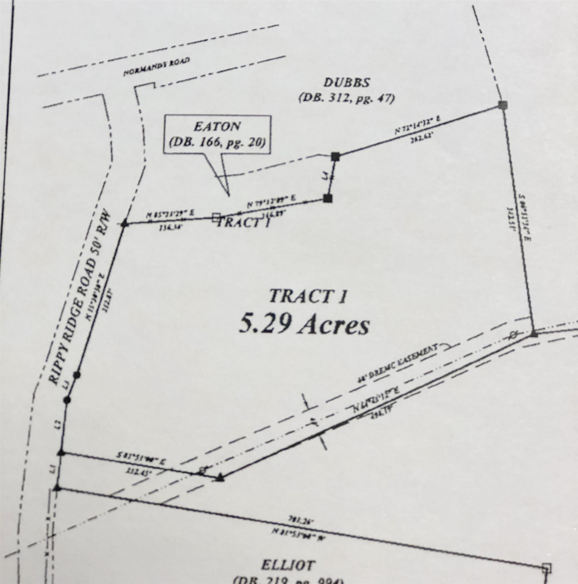 0 Rippy Ridge Road Property Photo - Normandy, TN real estate listing