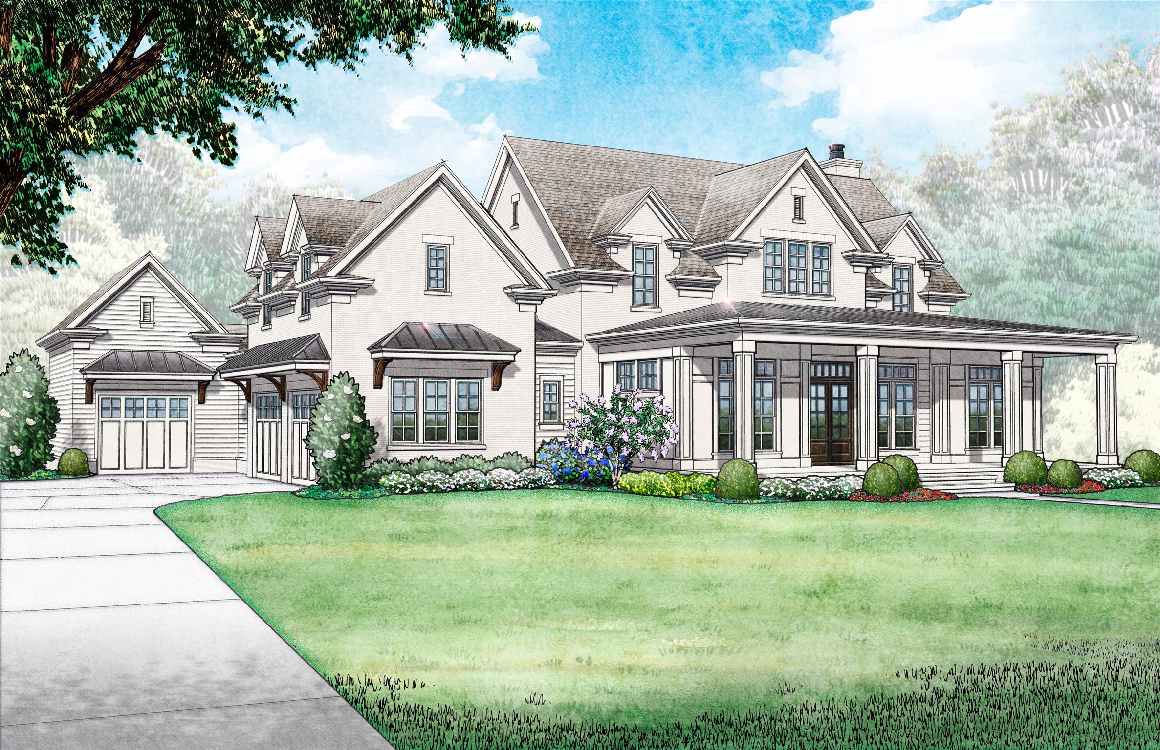 8629 Belladonna Dr (Lot 7031), College Grove, TN 37046 - College Grove, TN real estate listing