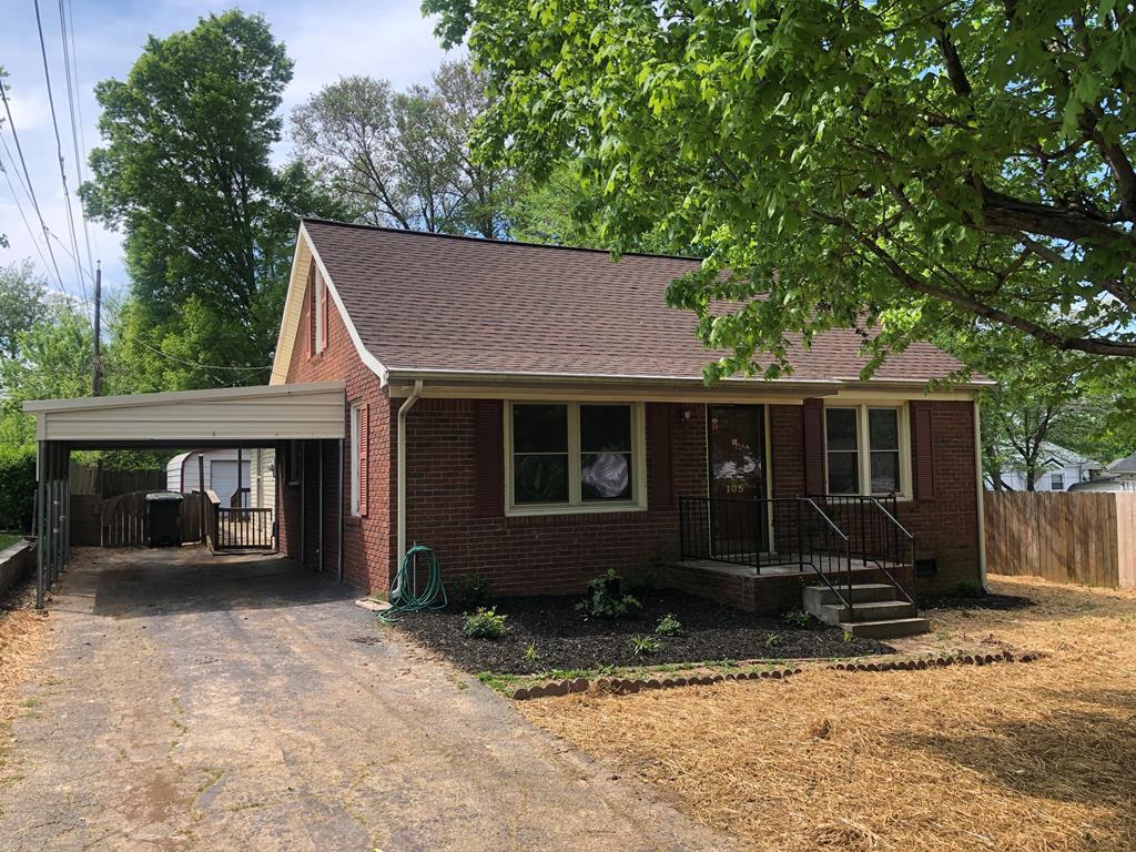 105 Kentucky Dr, Hopkinsville, KY 42240 - Hopkinsville, KY real estate listing