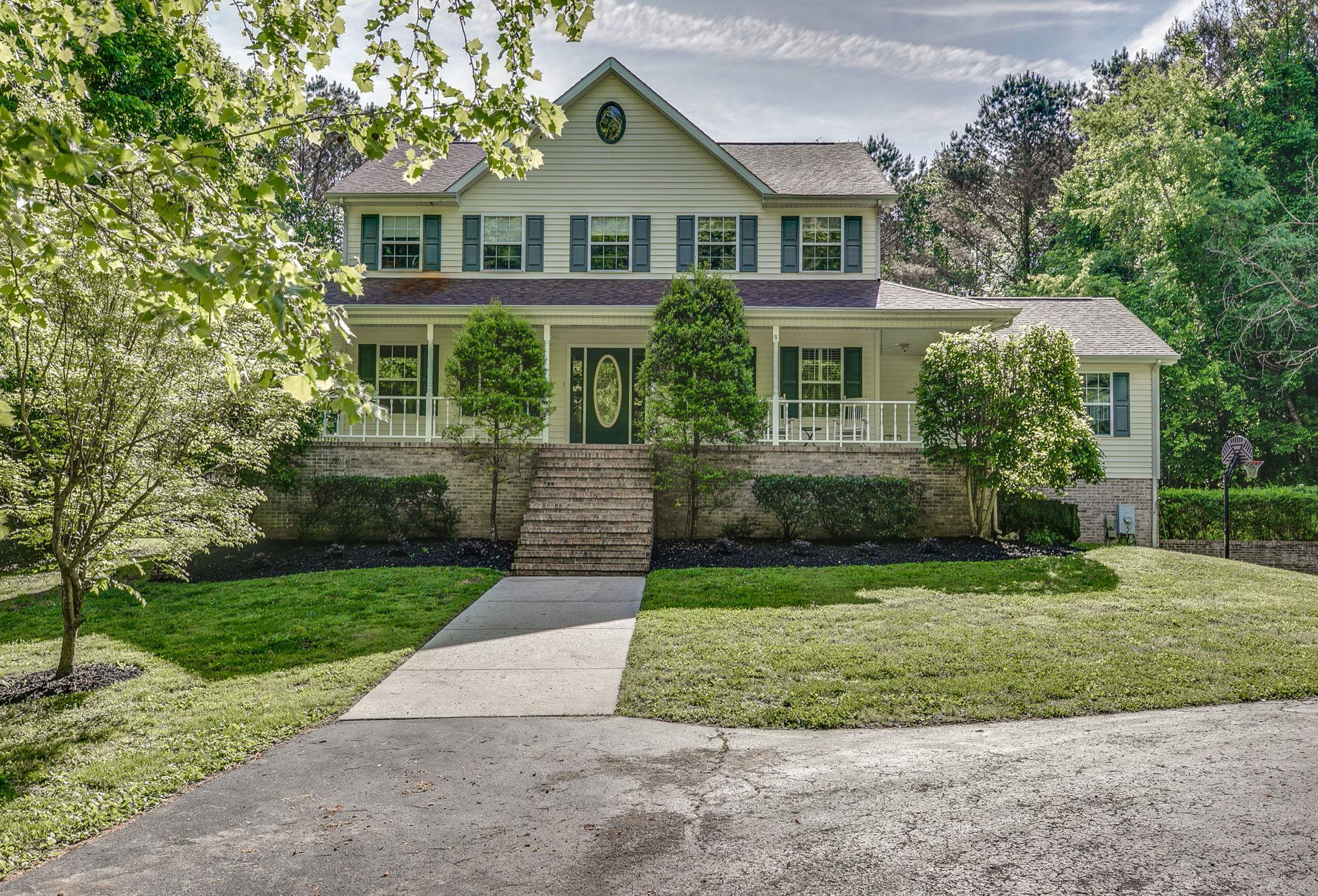 166 Hidden Springs Rd, Tullahoma, TN 37388 - Tullahoma, TN real estate listing