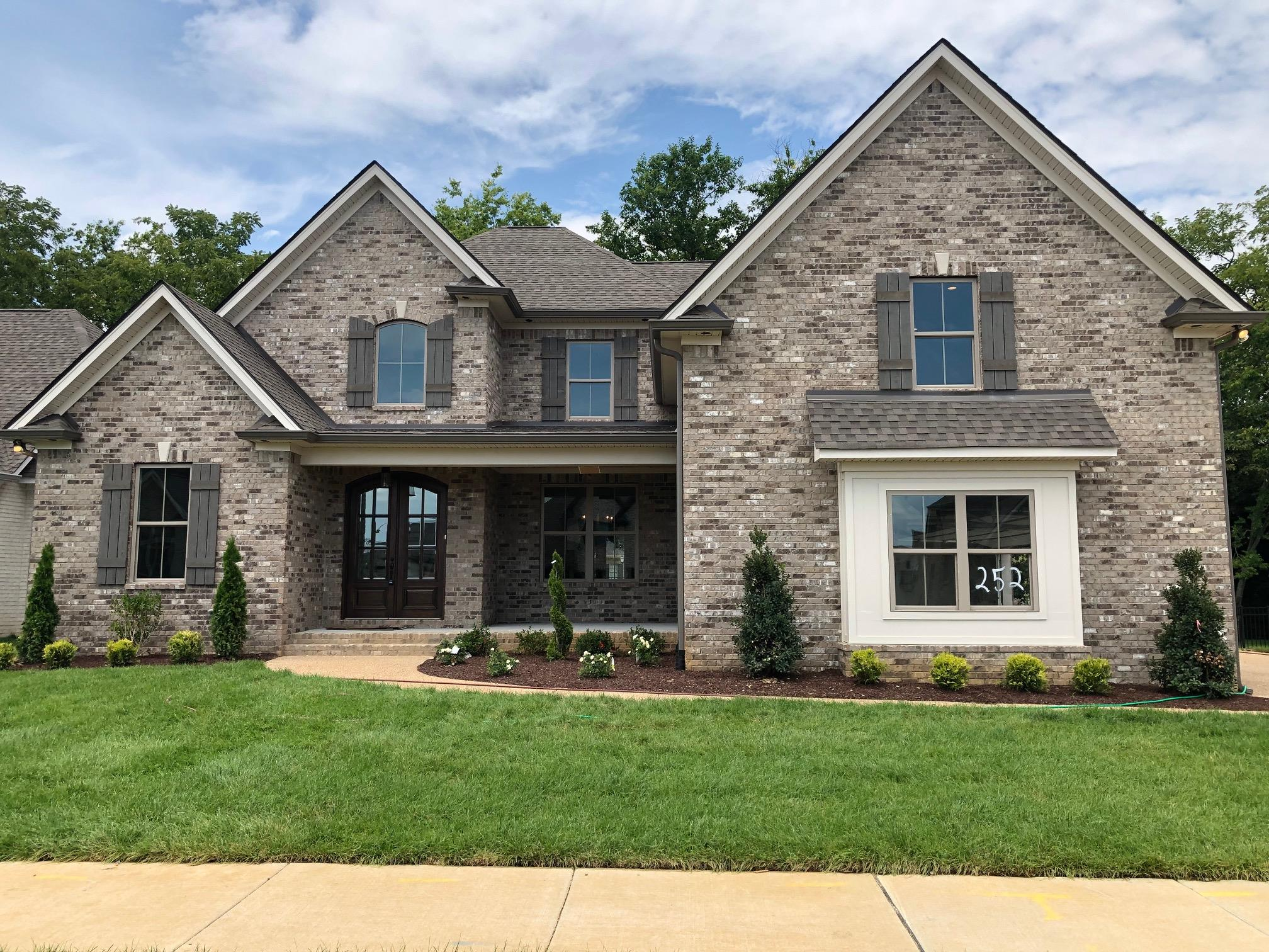 1579 Bunbury Dr. (252), Thompsons Station, TN 37179 - Thompsons Station, TN real estate listing