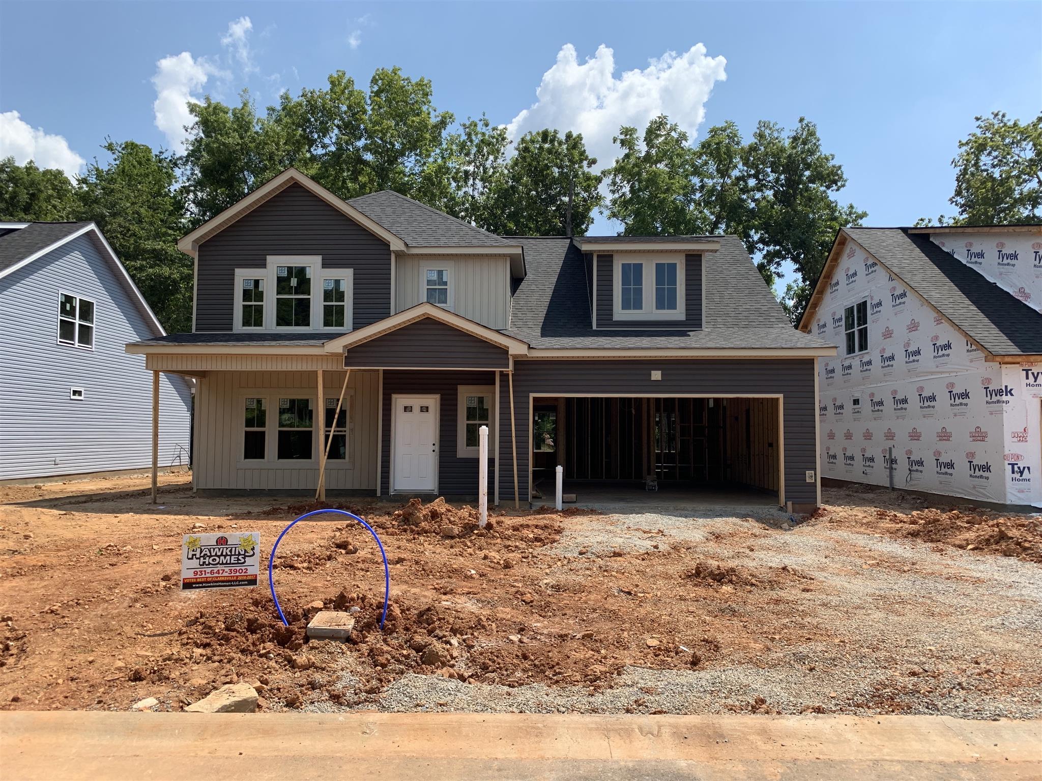 340 Eagles Bluff, Clarksville, TN 37040 - Clarksville, TN real estate listing