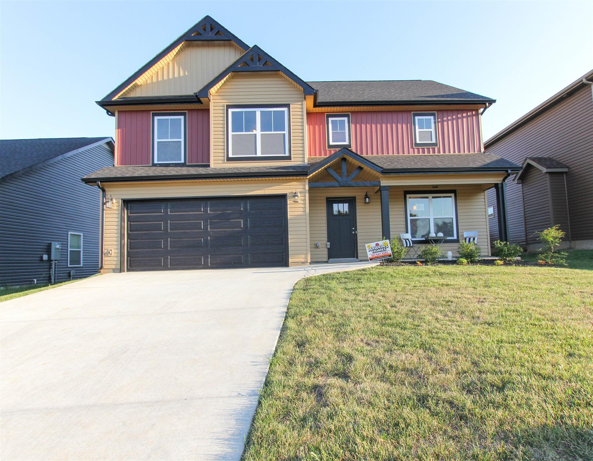 115 Eagles Bluff, Clarksville, TN 37040 - Clarksville, TN real estate listing