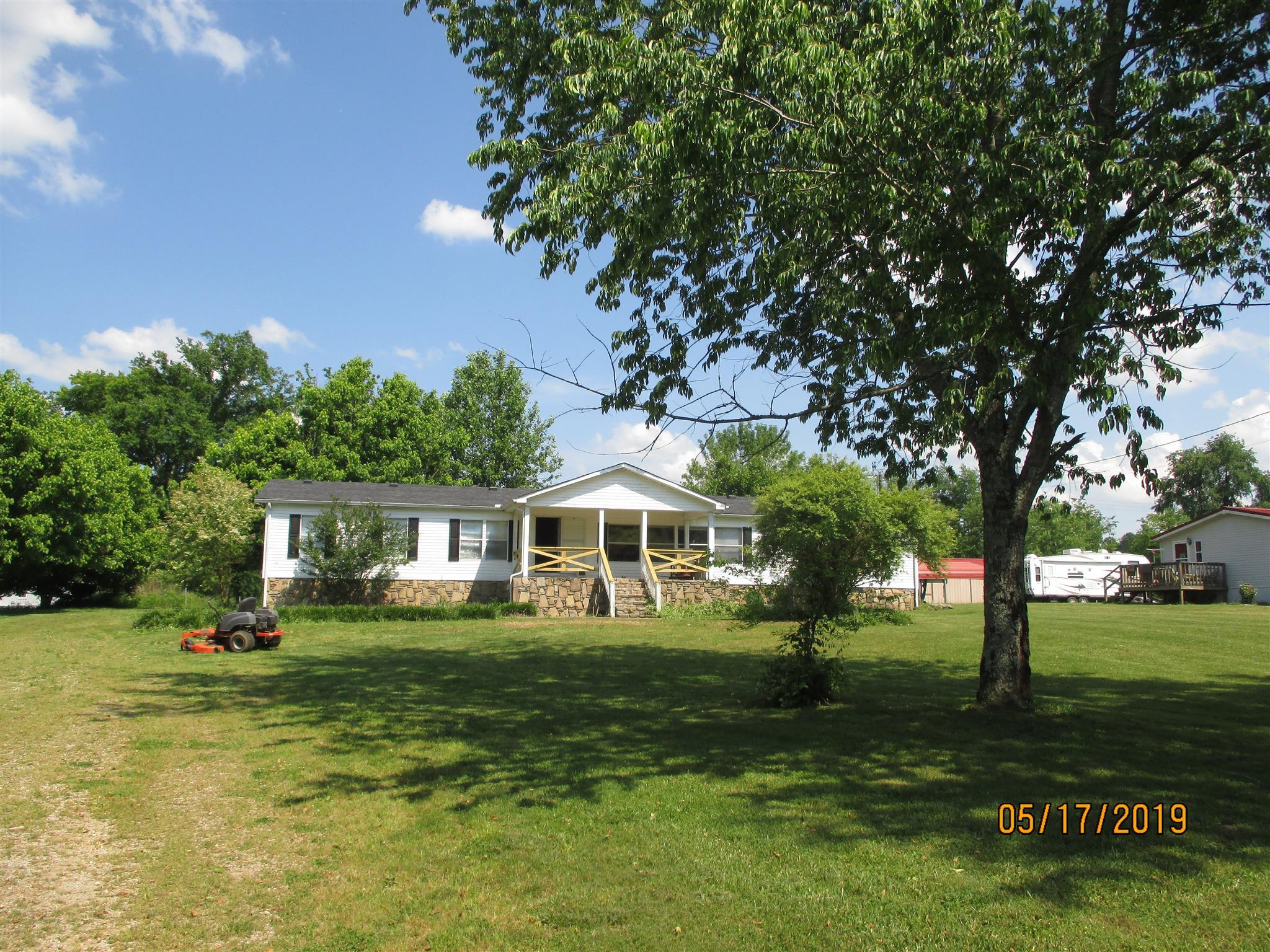8625 Dog Branch Rd, Mount Pleasant, TN 38474 - Mount Pleasant, TN real estate listing