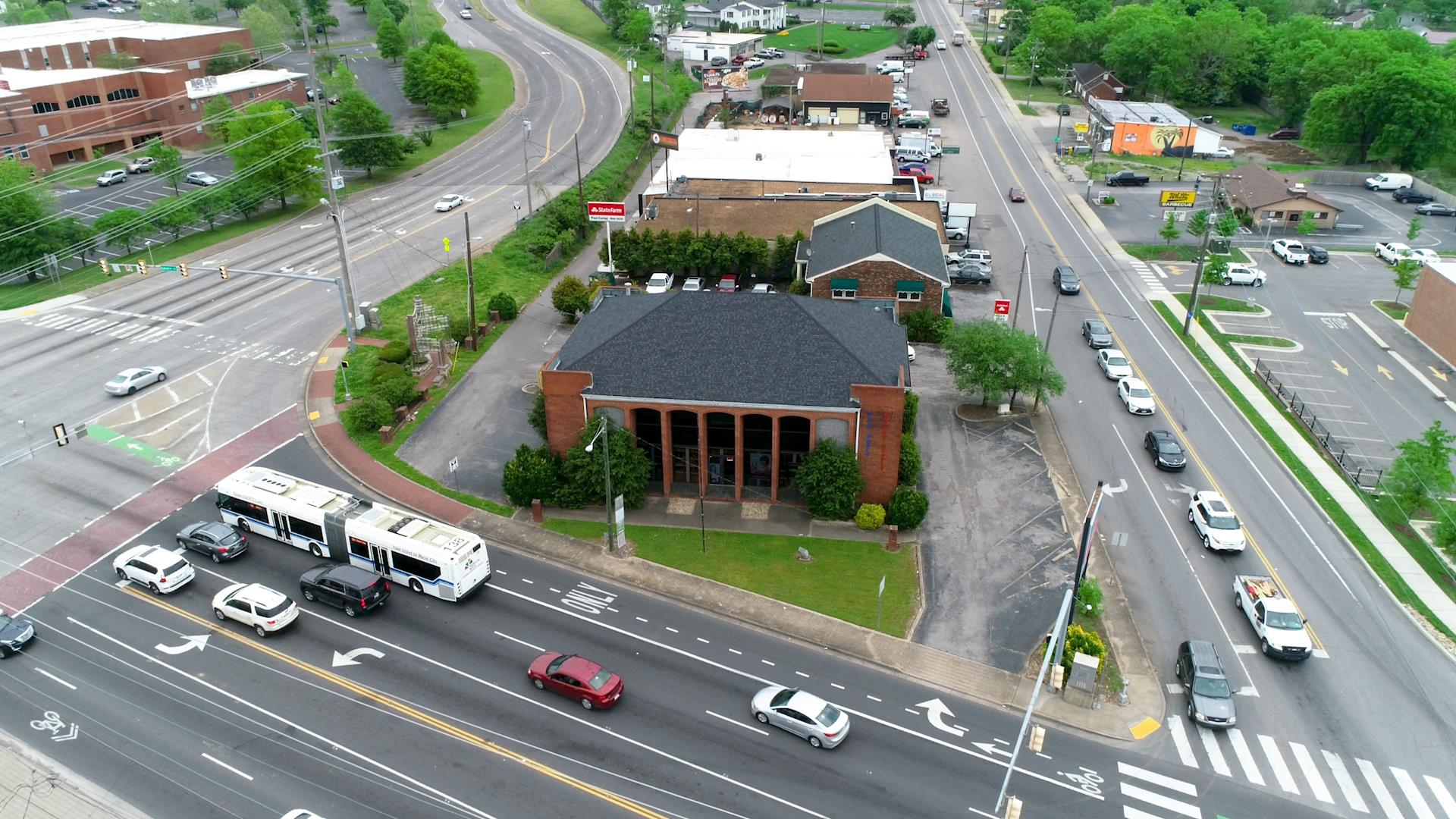 115 Gallatin Pike Property Photo - Madison, TN real estate listing