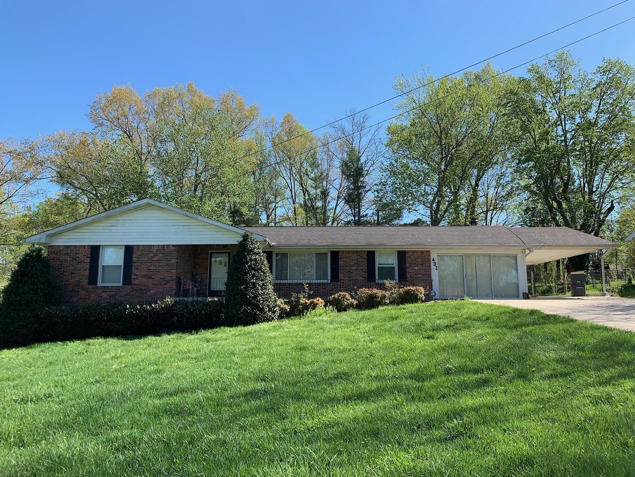431 Kenway St, Cookeville, TN 38501 - Cookeville, TN real estate listing