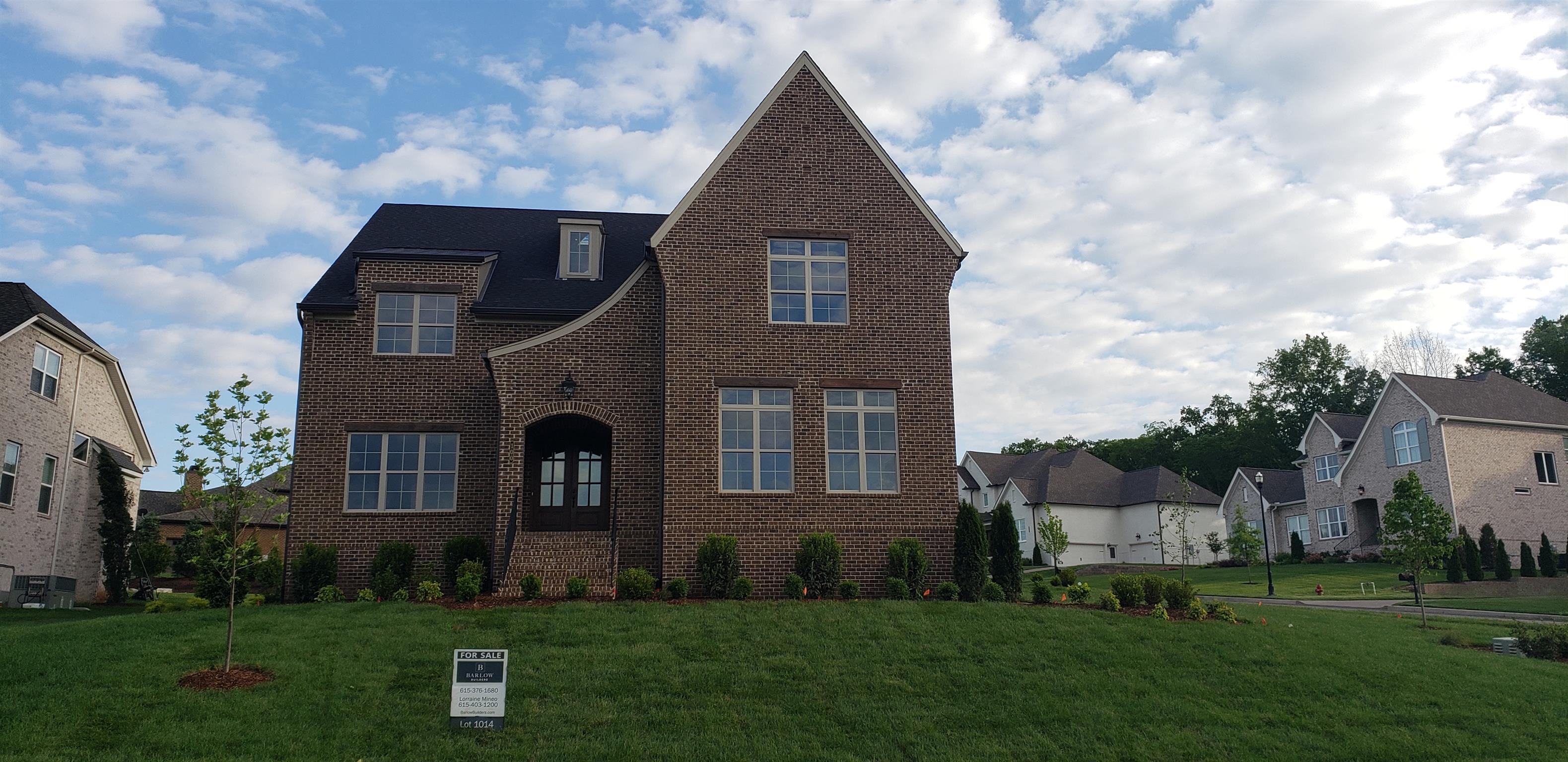 100 Watertown Dr Lot 1014, Nolensville, TN 37135 - Nolensville, TN real estate listing