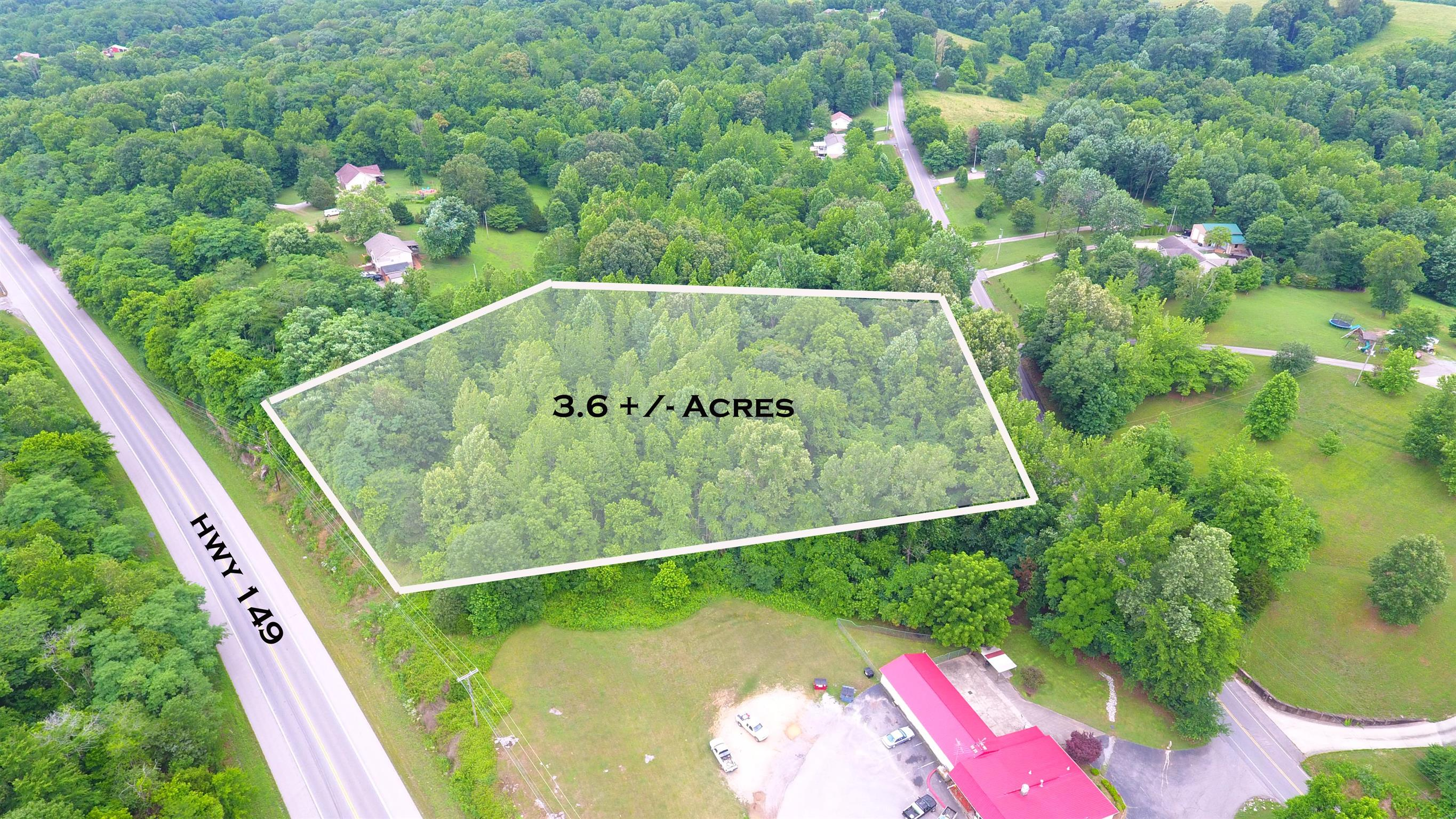 0 Highway 149 Property Photo - Palmyra, TN real estate listing