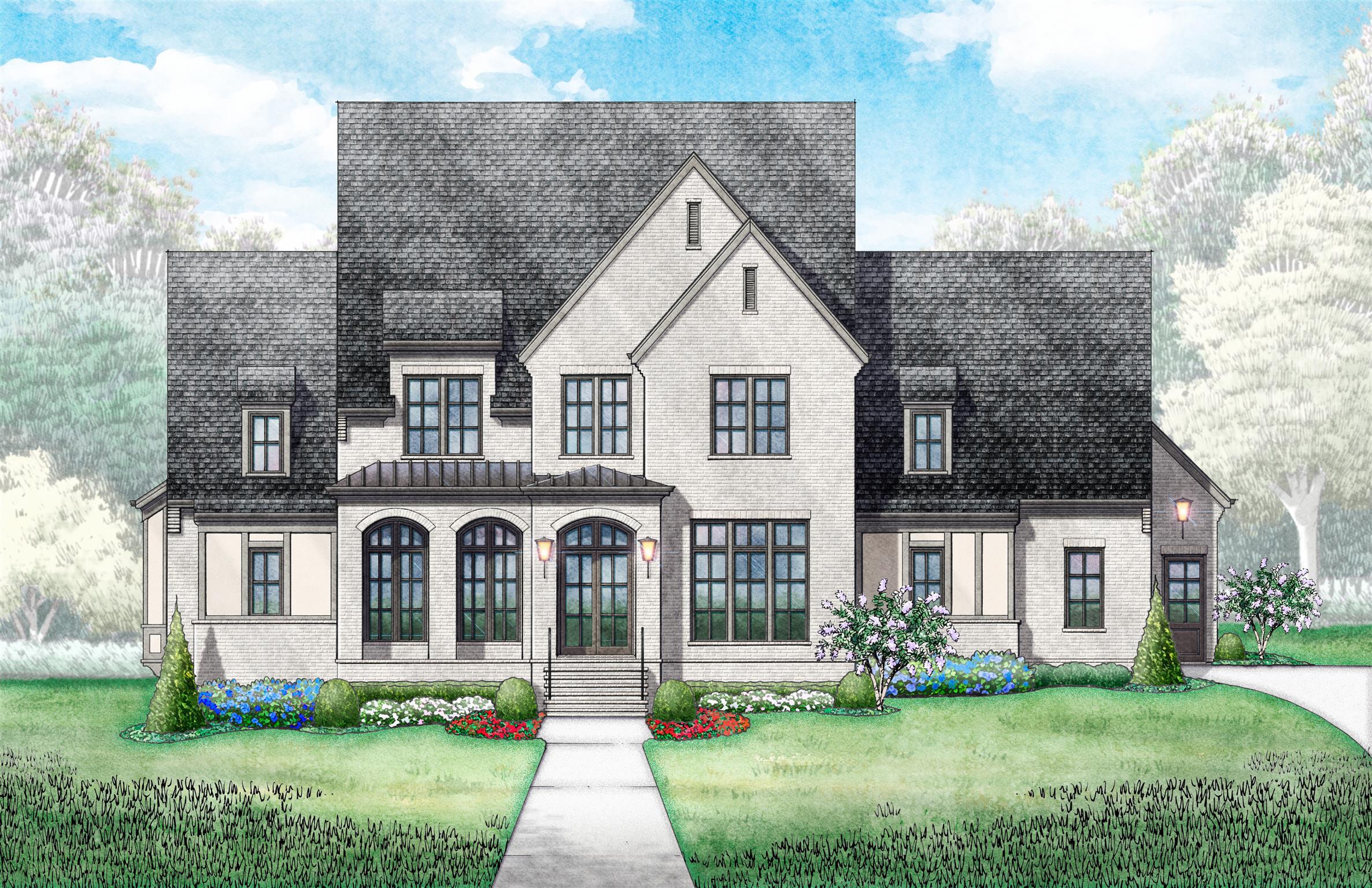 8456 Heirloom Blvd (Lot 6036), College Grove, TN 37046 - College Grove, TN real estate listing