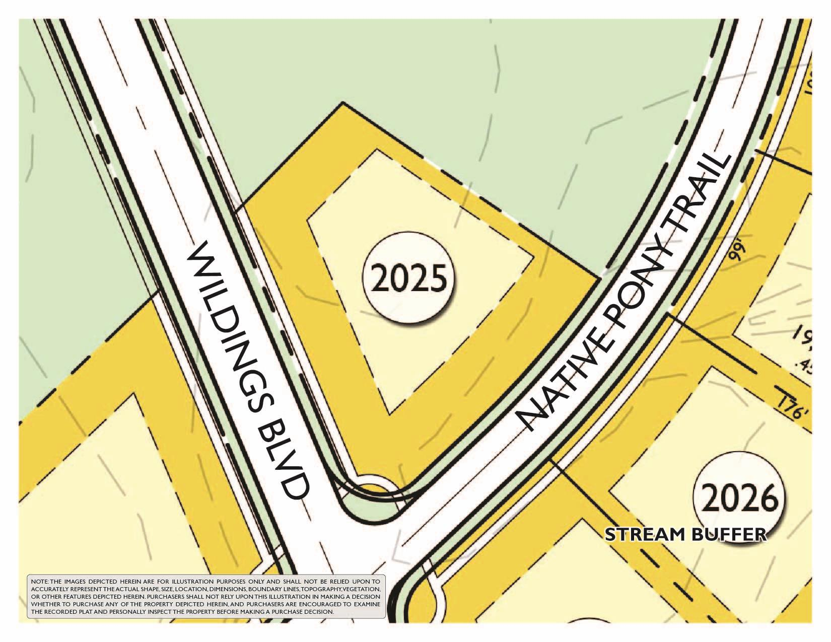 5000 Native Pony Trl (Lot 2025), College Grove, TN 37046 - College Grove, TN real estate listing