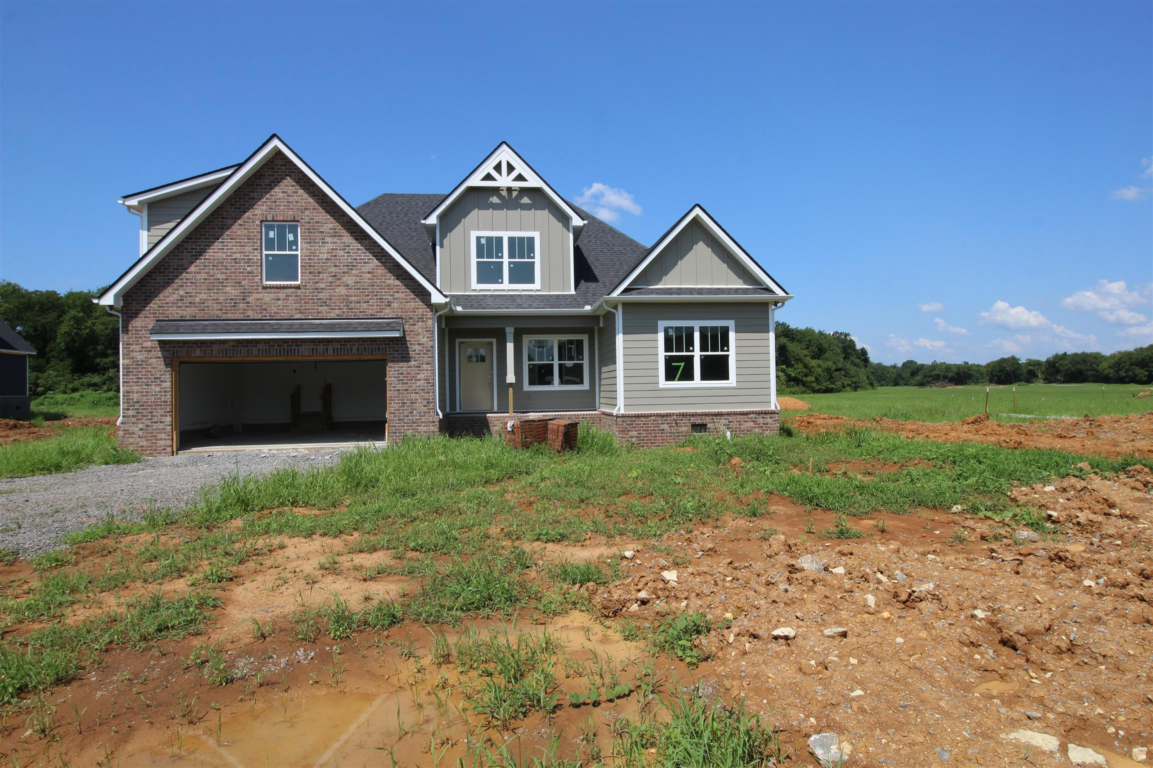 2494 Armstrong Valley Rd (Lot 7, Murfreesboro, TN 37128 - Murfreesboro, TN real estate listing