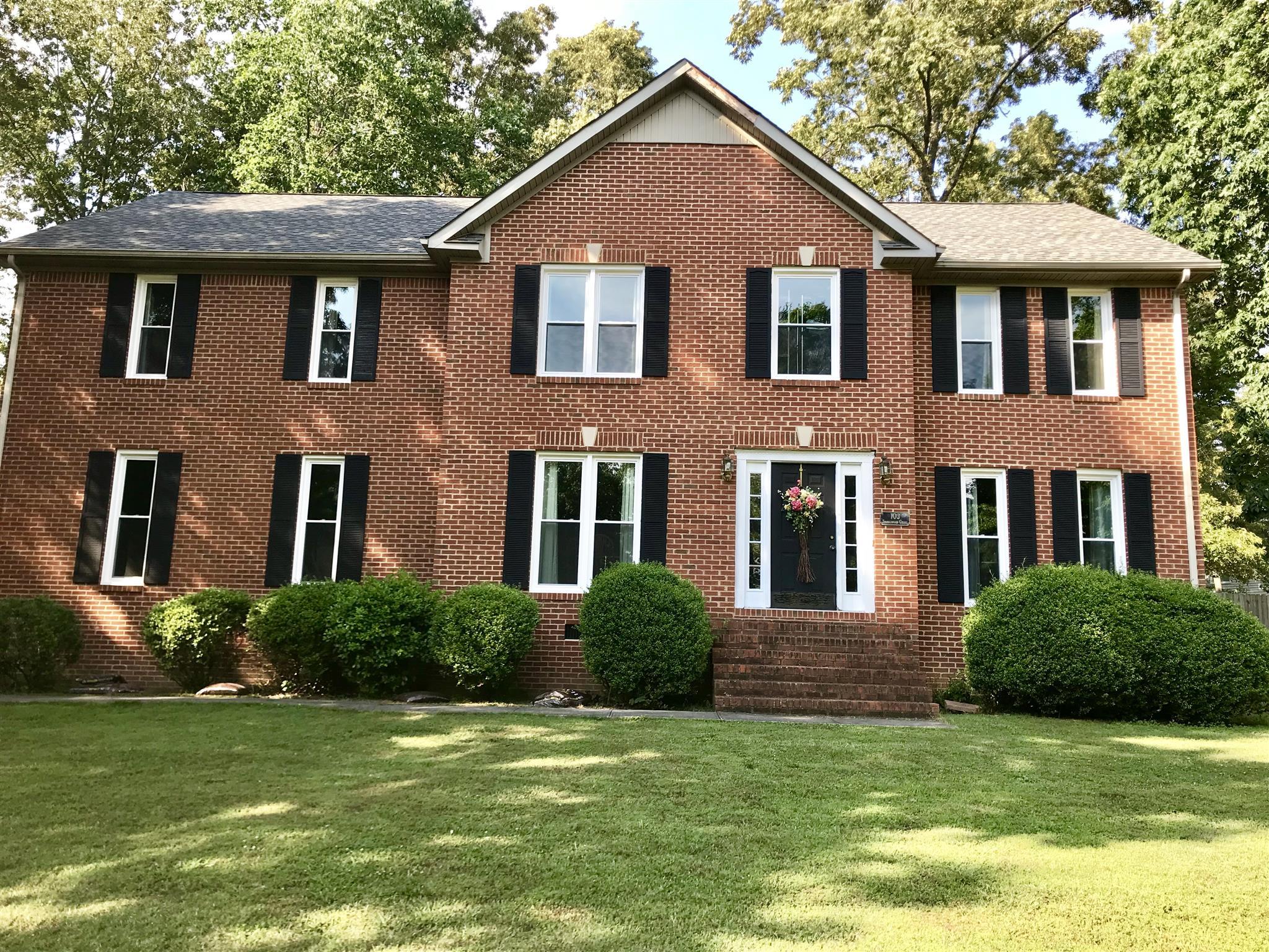 103 Thomaswood Chase, Tullahoma, TN 37388 - Tullahoma, TN real estate listing