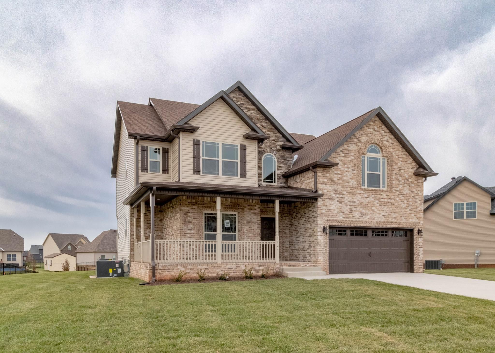 117 Wellington Fields, Clarksville, TN 37043 - Clarksville, TN real estate listing