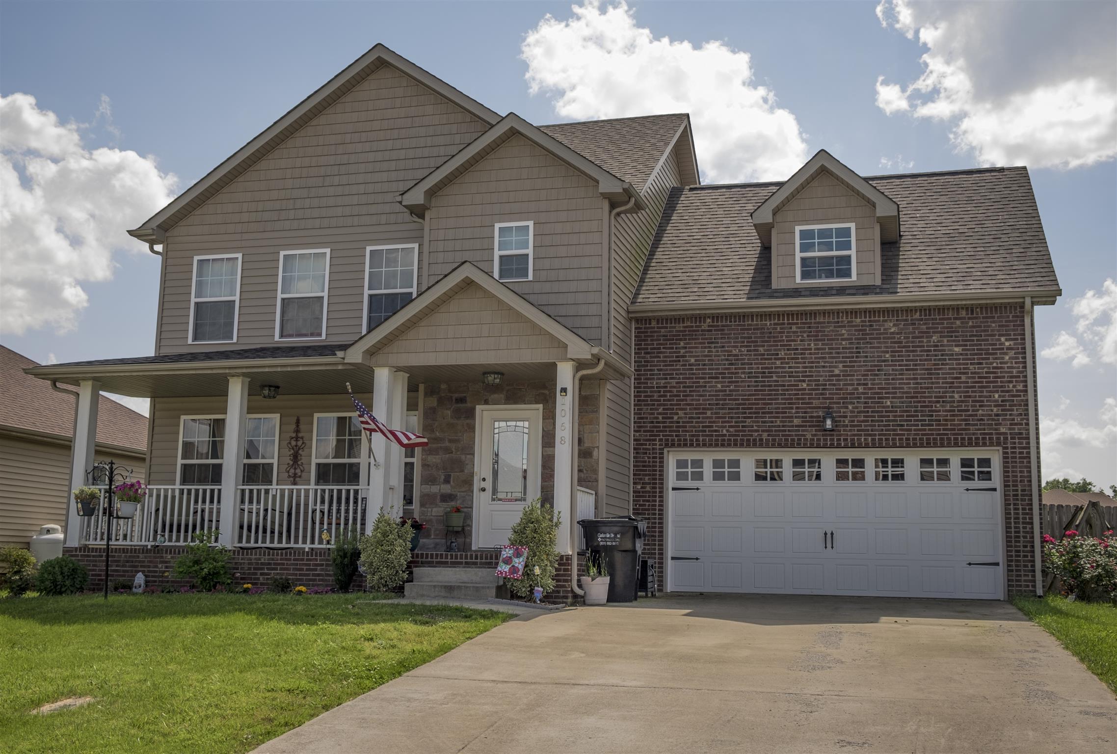 1068 Castlerock Dr, Clarksville, TN 37042 - Clarksville, TN real estate listing