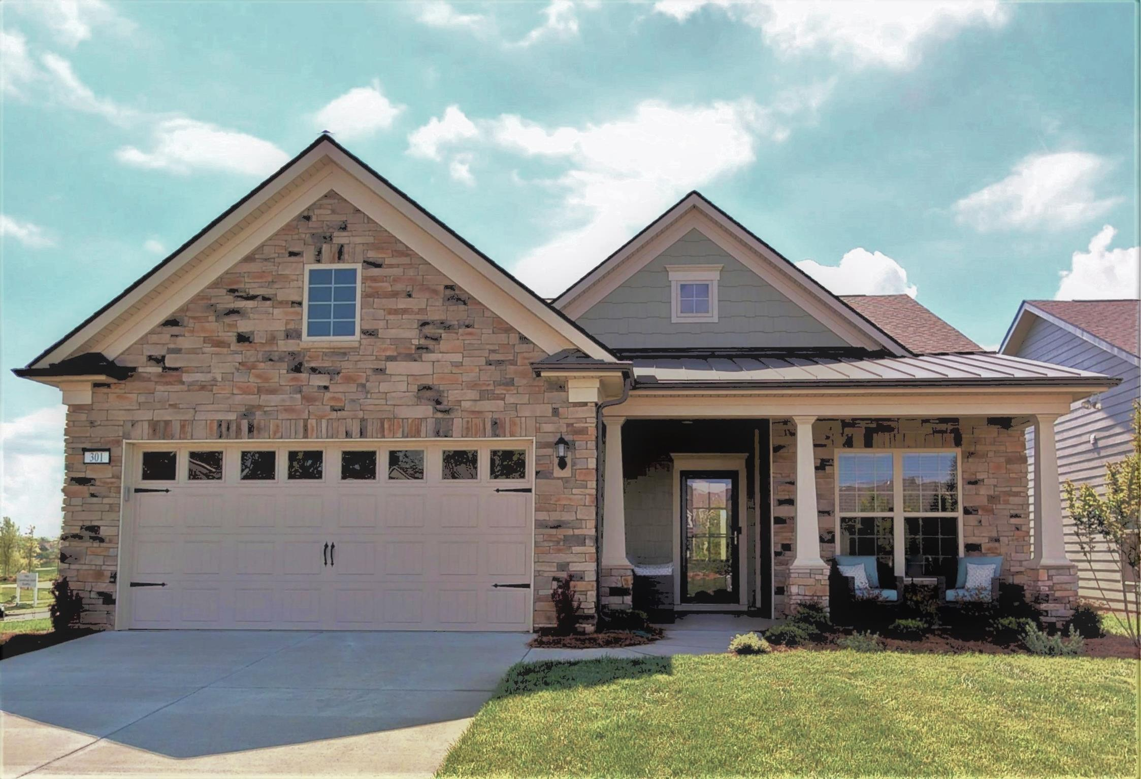 301 Carter Trail , Spring Hill, TN 37174 - Spring Hill, TN real estate listing