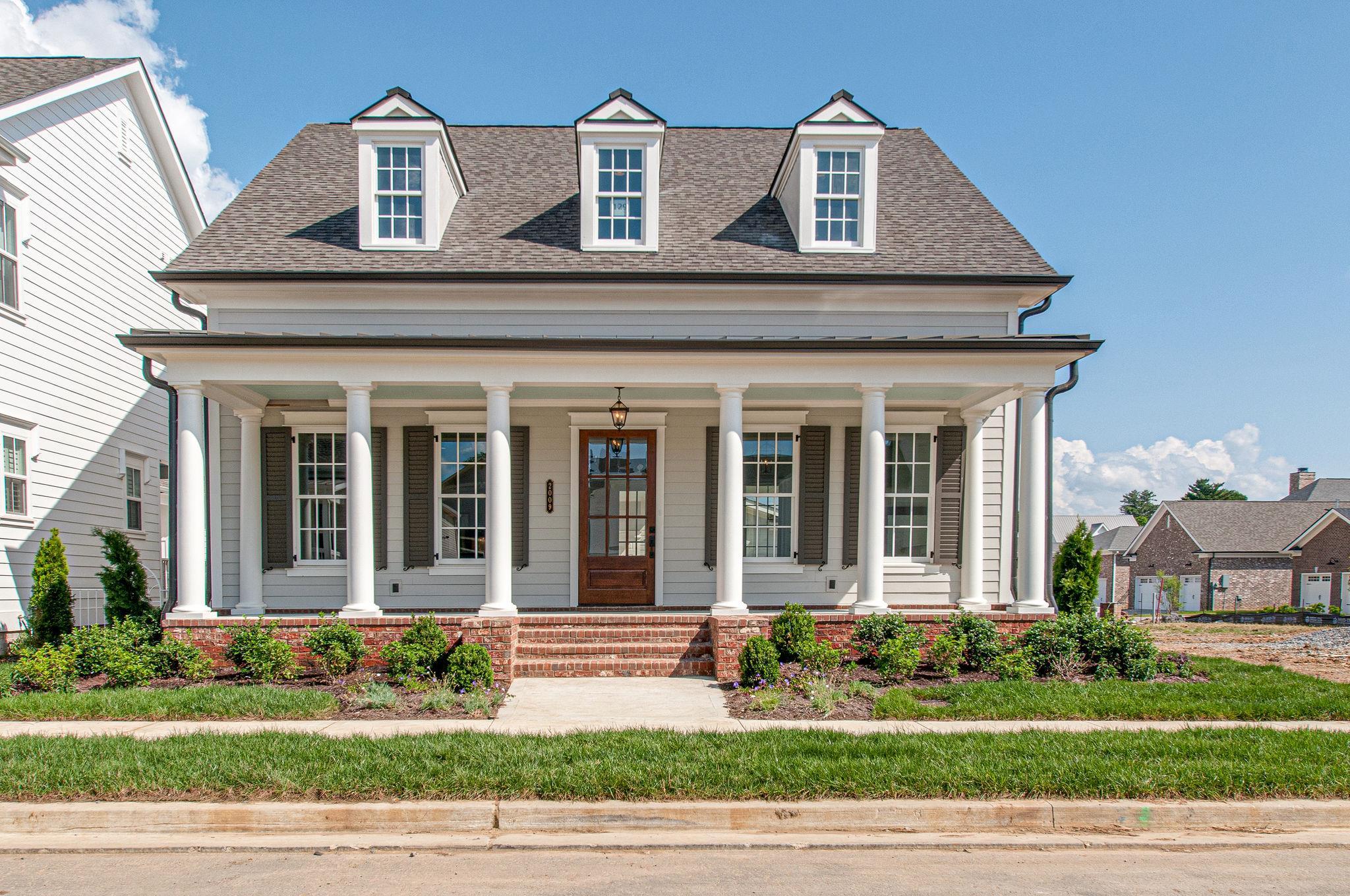 2009 Garfield Street- Lot 129, Nashville, TN 37221 - Nashville, TN real estate listing