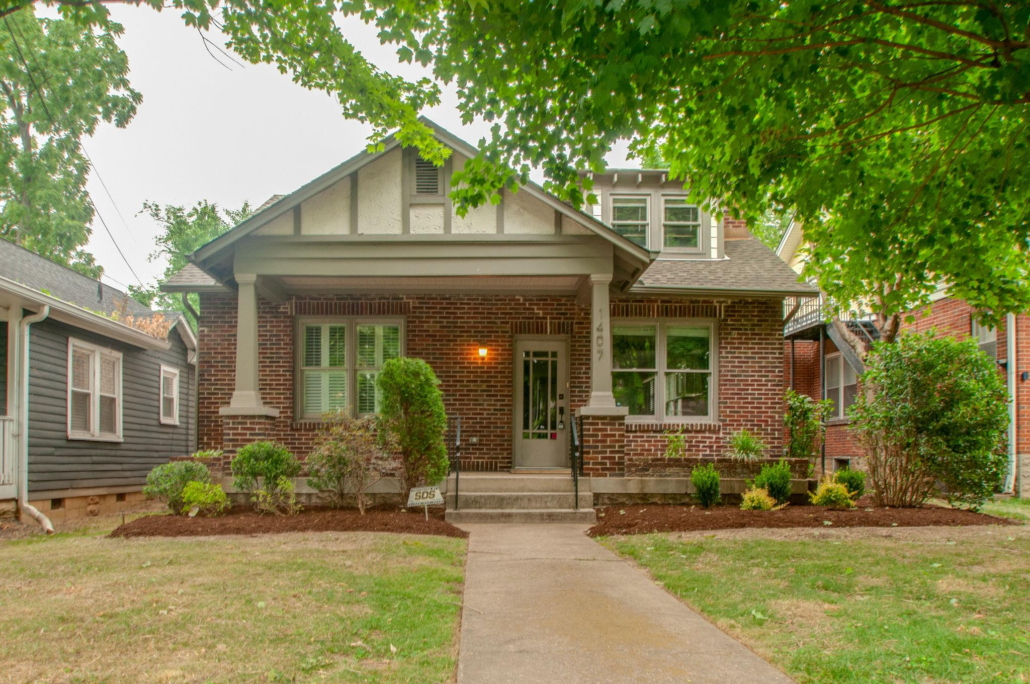 1407 Franklin Ave, Nashville, TN 37206 - Nashville, TN real estate listing