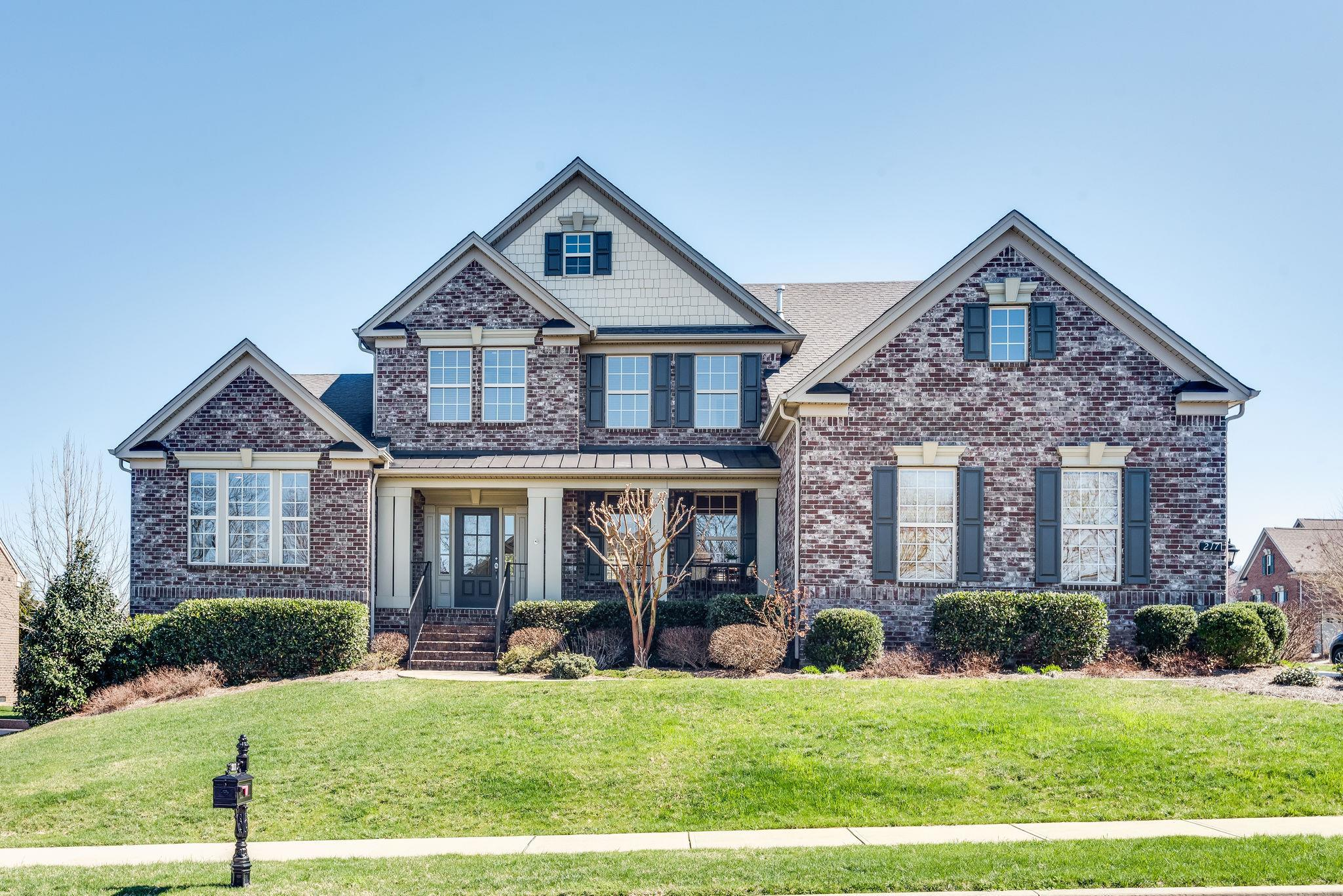 217 Terri Park Way, Franklin, TN 37067 - Franklin, TN real estate listing