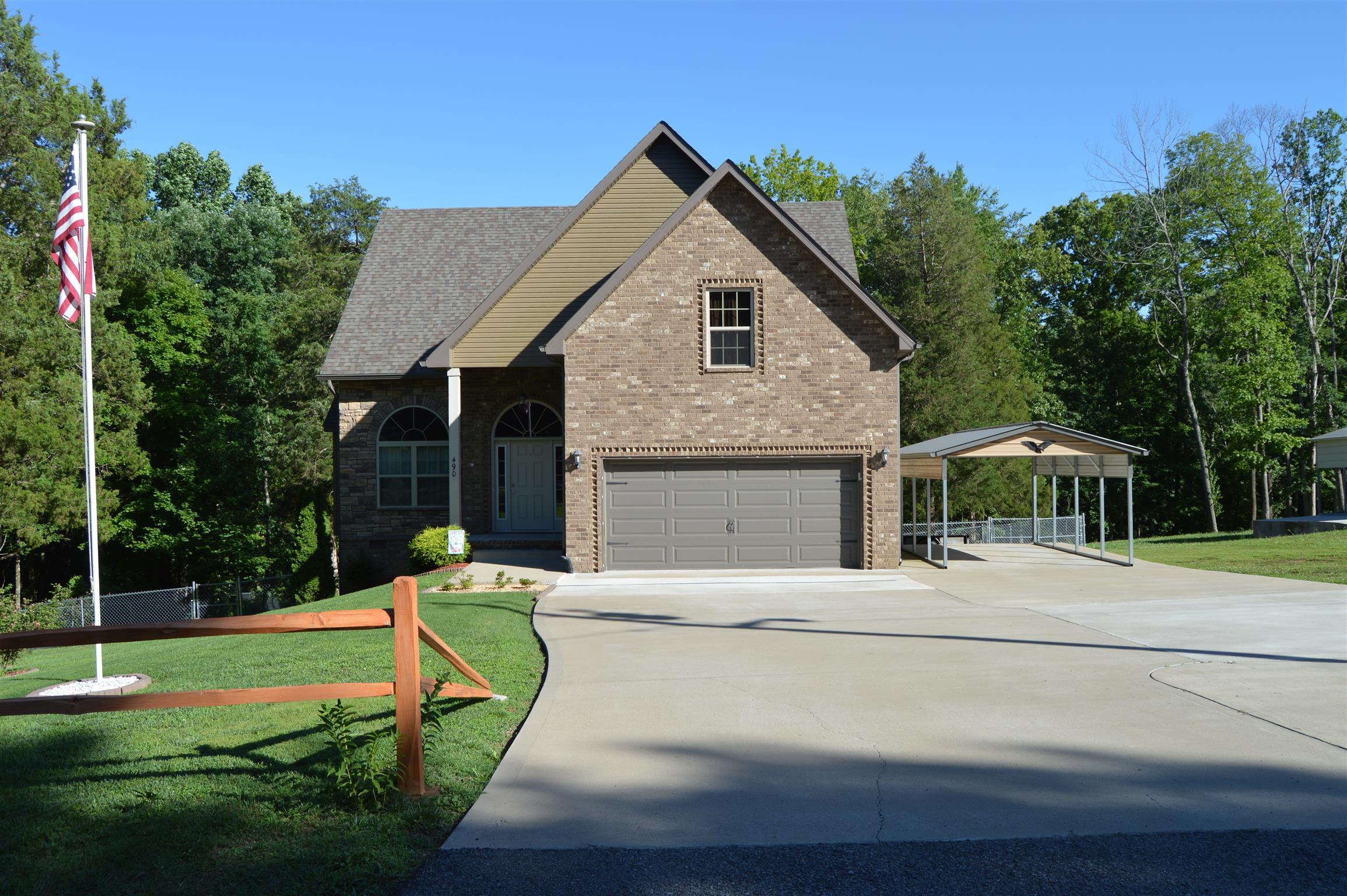 490 Salem Ridge Rd, Clarksville, TN 37040 - Clarksville, TN real estate listing