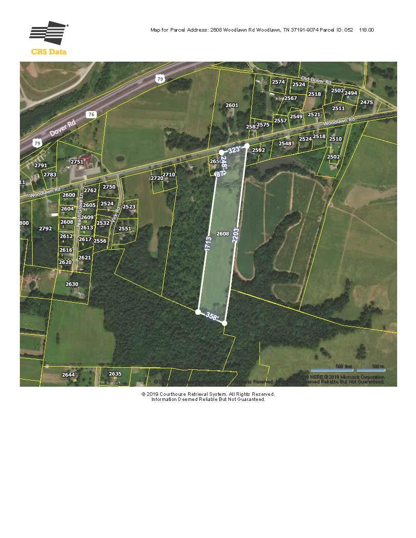 2608 Woodlawn Rd, Woodlawn, TN 37191 - Woodlawn, TN real estate listing