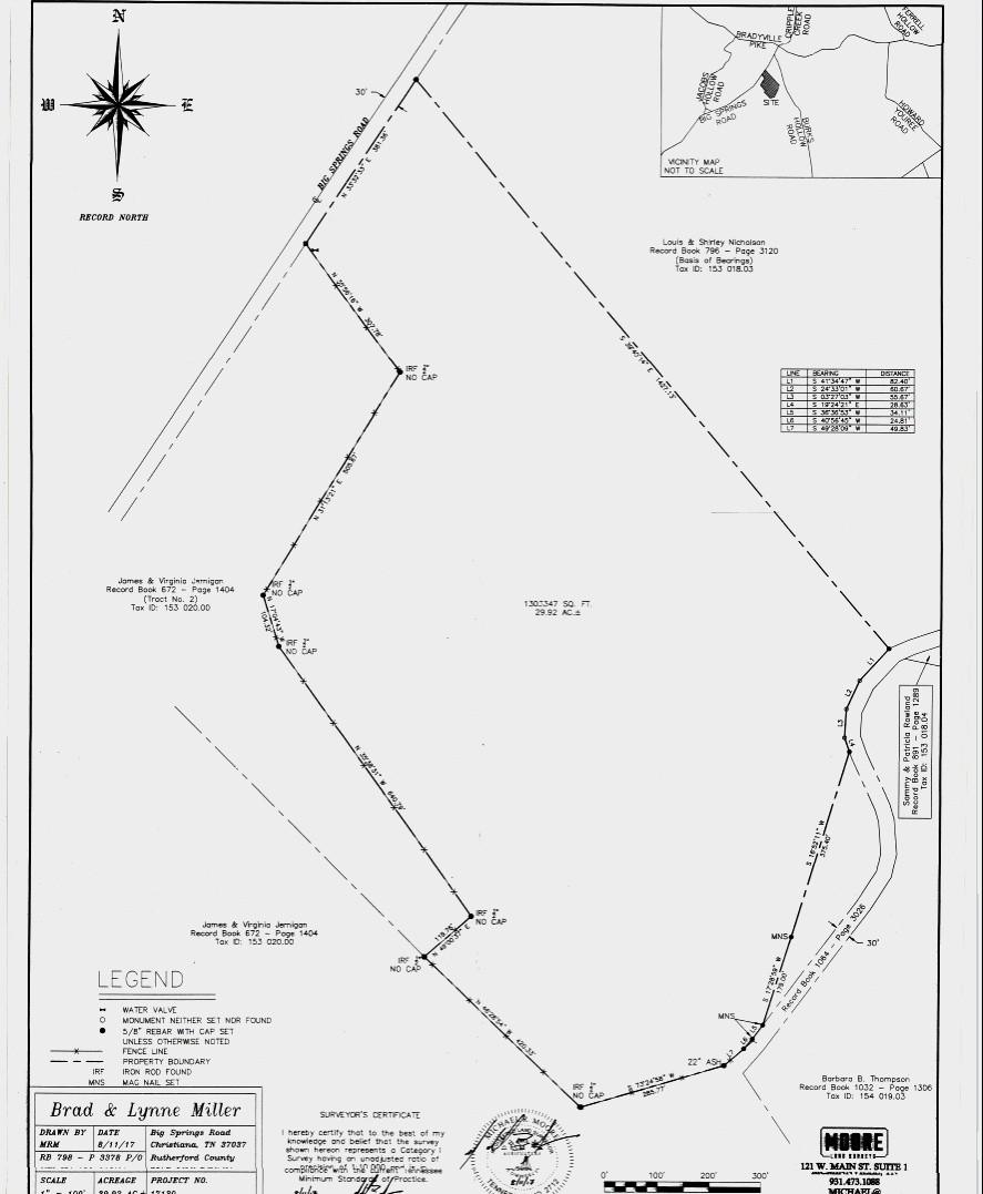 13346 Big Springs Rd, Christiana, TN 37037 - Christiana, TN real estate listing