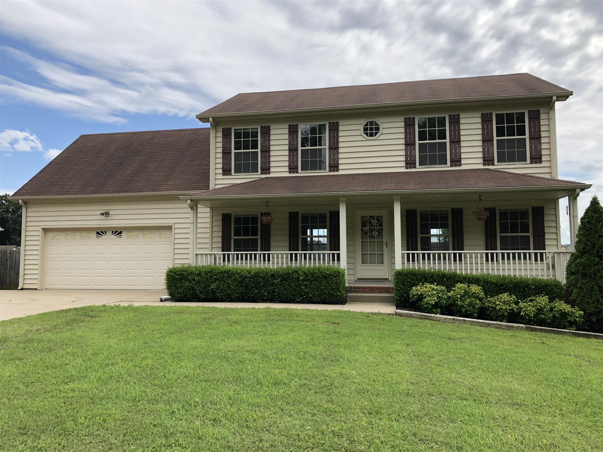 2224 Allen Griffey Rd, Clarksville, TN 37040 - Clarksville, TN real estate listing