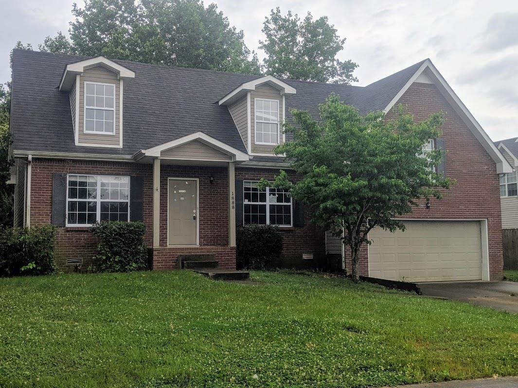 1888 Darlington Dr, Clarksville, TN 37043 - Clarksville, TN real estate listing