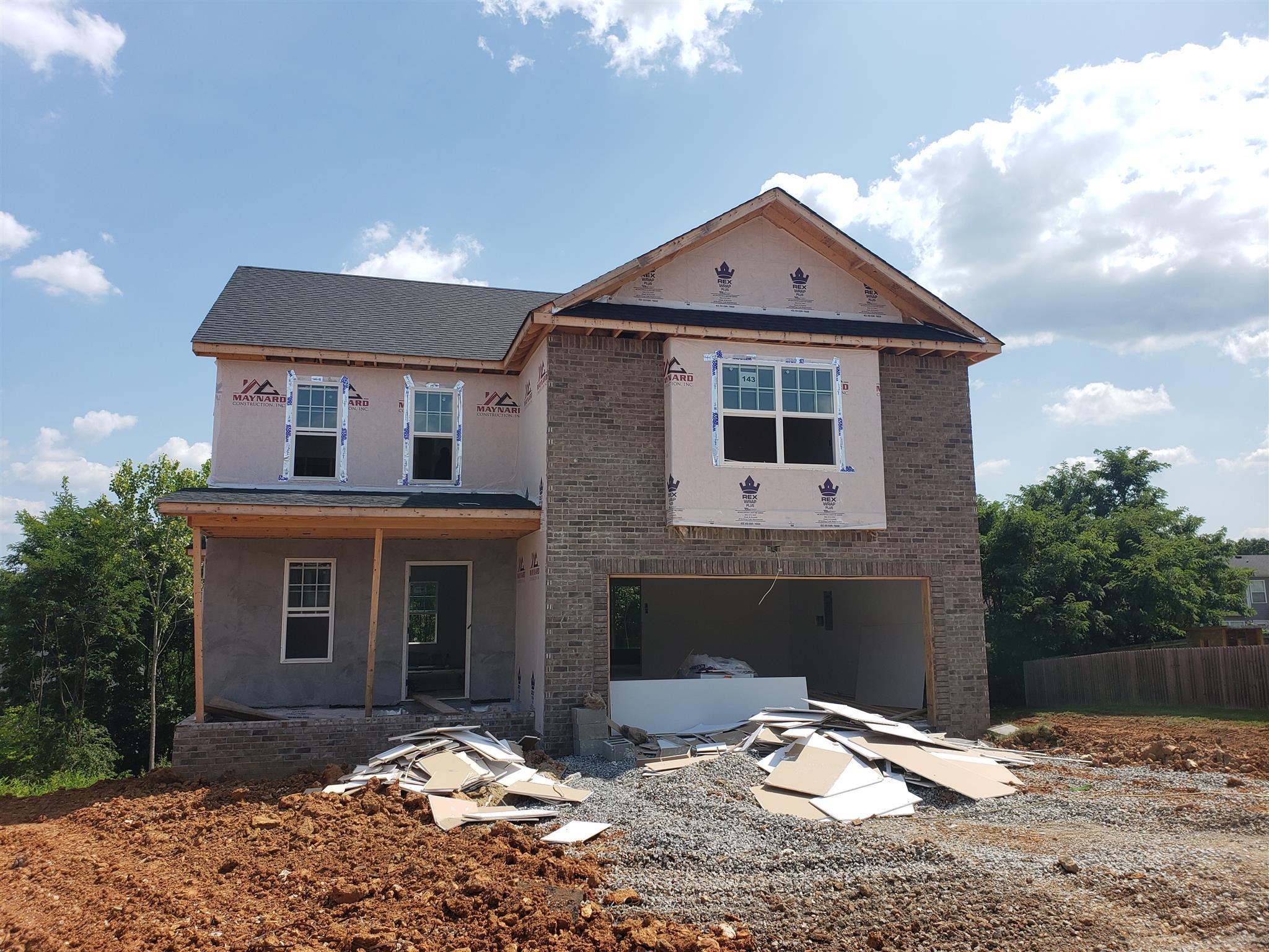 840 Crestone Ln (Lot 143), Clarksville, TN 37042 - Clarksville, TN real estate listing