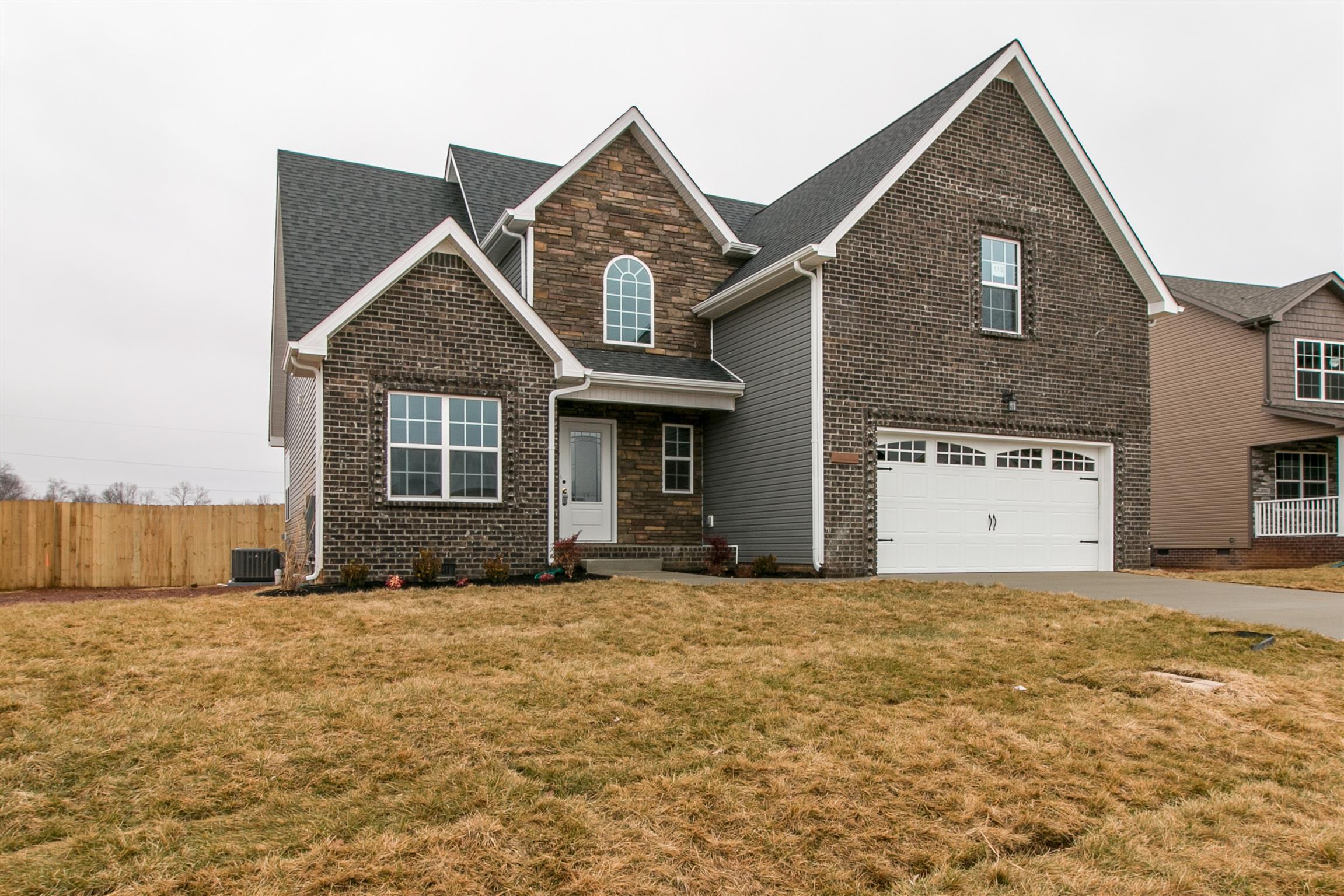 831 Crestone Ln (Lot 81), Clarksville, TN 37042 - Clarksville, TN real estate listing