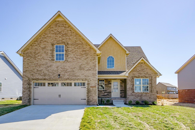 1421 Wild Fern Ln (Lot 6), Clarksville, TN 37042 - Clarksville, TN real estate listing