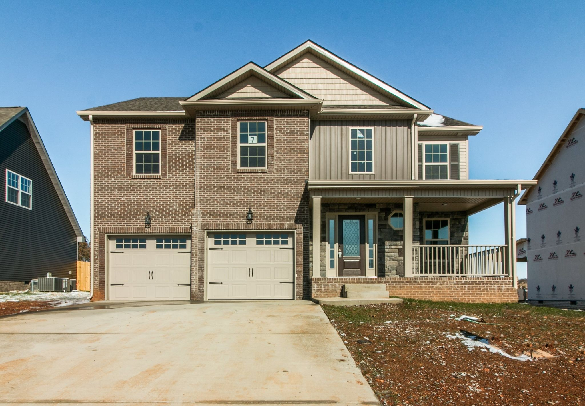 1425 Wild Fern Ln (Lot 7), Clarksville, TN 37042 - Clarksville, TN real estate listing