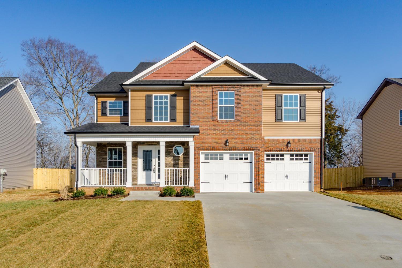 1425 Wild Fern Ln (Lot 7), Clarksville, TN 37042 - Clarksville, TN real estate listing