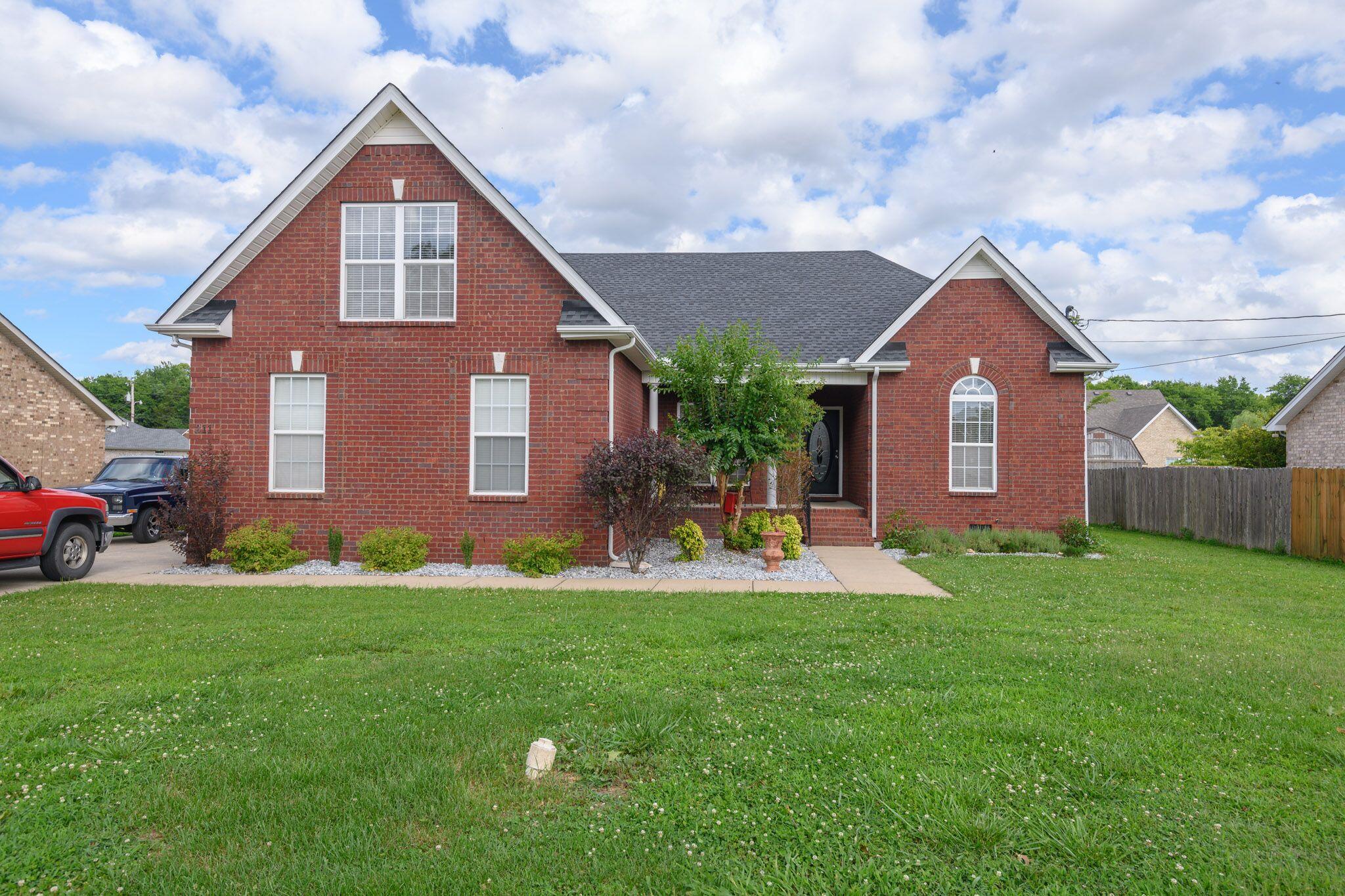 311 Shelby Circle, Shelbyville, TN 37160 - Shelbyville, TN real estate listing