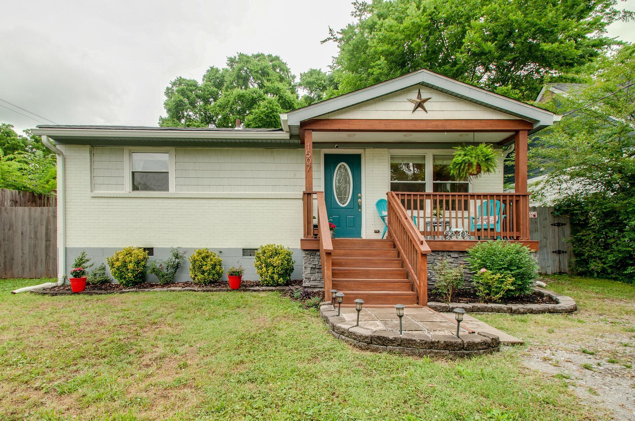 1507 Cahal Ave, Nashville, TN 37206 - Nashville, TN real estate listing