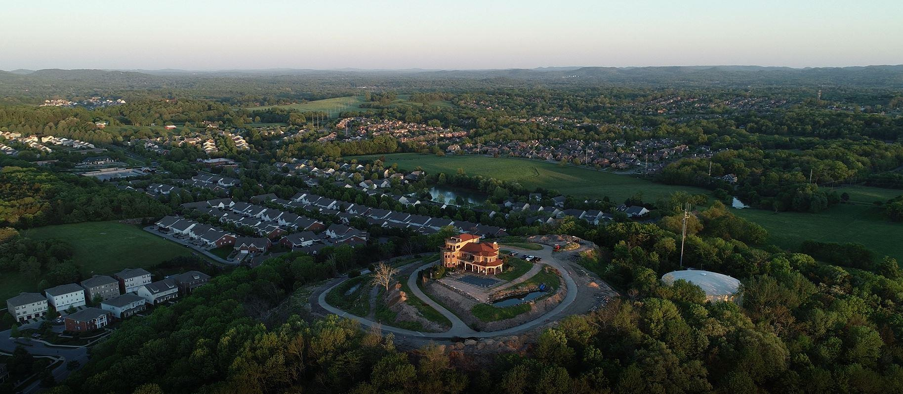 5.1 Acre Hilltop Real Estate Listings Main Image