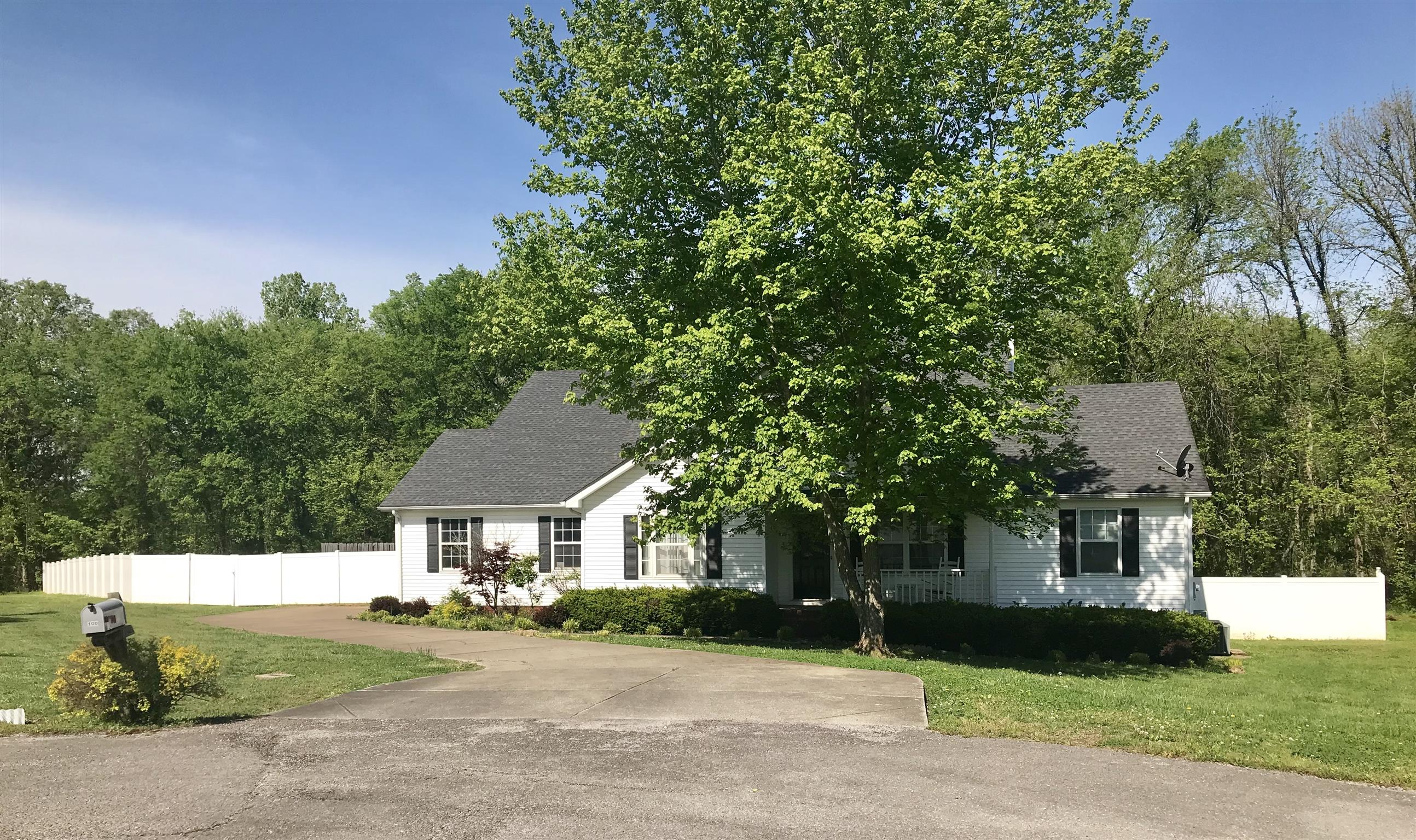 100 Monty Ct., Murfreesboro, TN 37127 - Murfreesboro, TN real estate listing