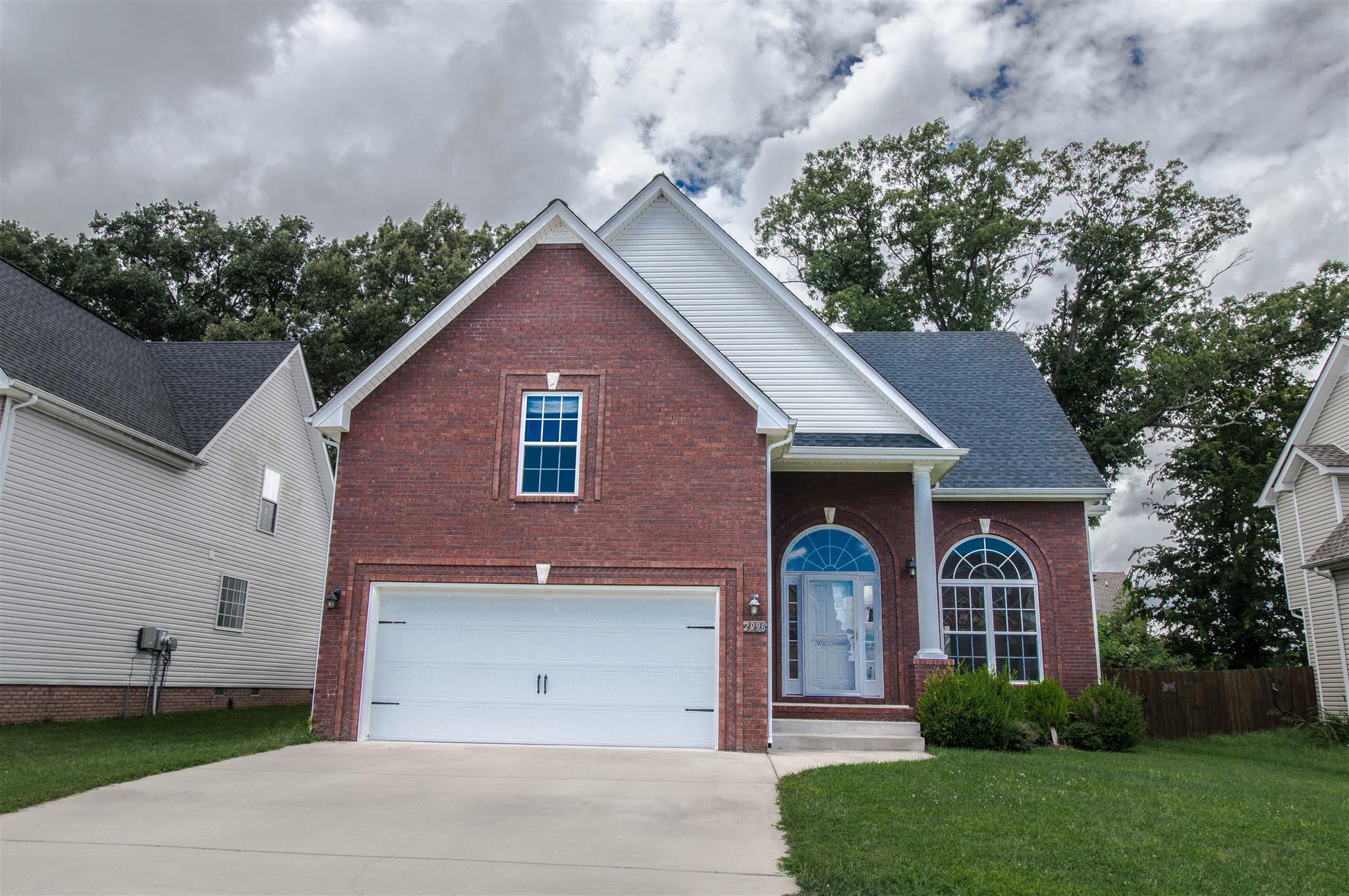 2996 Brewster Dr, Clarksville, TN 37040 - Clarksville, TN real estate listing